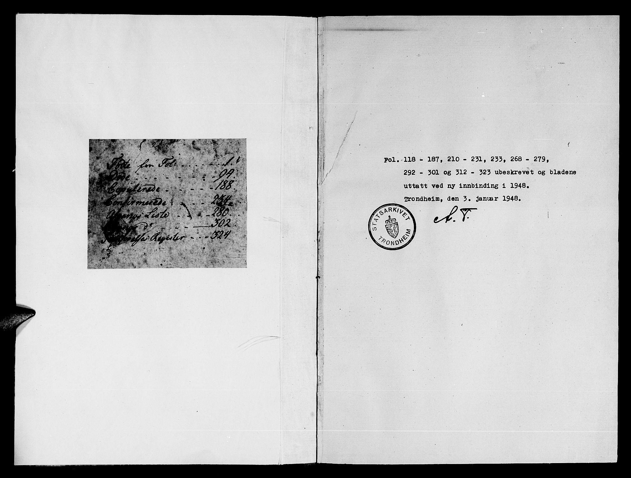 SAT, Ministerialprotokoller, klokkerbøker og fødselsregistre - Sør-Trøndelag, 674/L0874: Klokkerbok nr. 674C01, 1816-1860