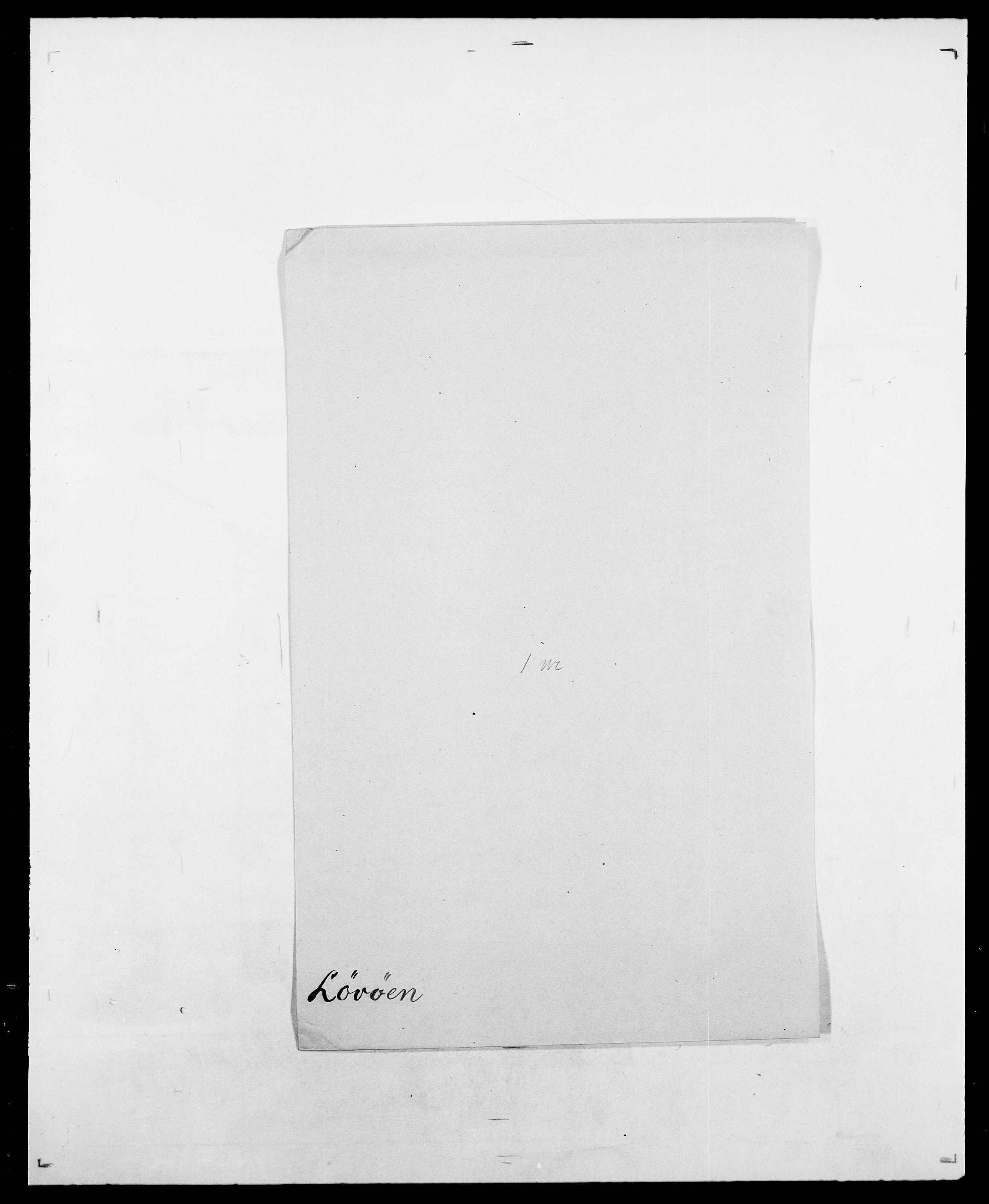 SAO, Delgobe, Charles Antoine - samling, D/Da/L0025: Løberg - Mazar, s. 123
