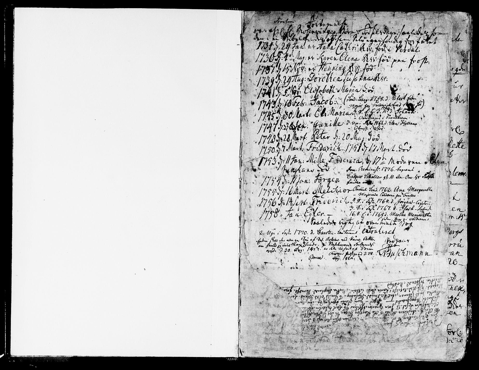 SAT, Ministerialprotokoller, klokkerbøker og fødselsregistre - Nord-Trøndelag, 713/L0110: Ministerialbok nr. 713A02, 1778-1811