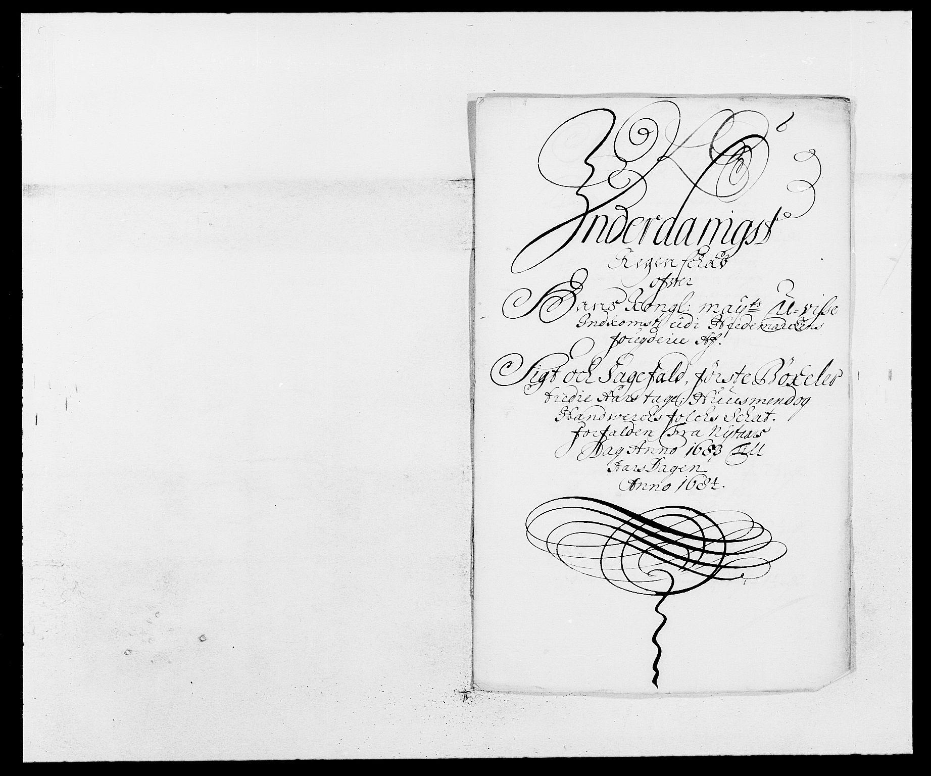 RA, Rentekammeret inntil 1814, Reviderte regnskaper, Fogderegnskap, R16/L1024: Fogderegnskap Hedmark, 1683, s. 152