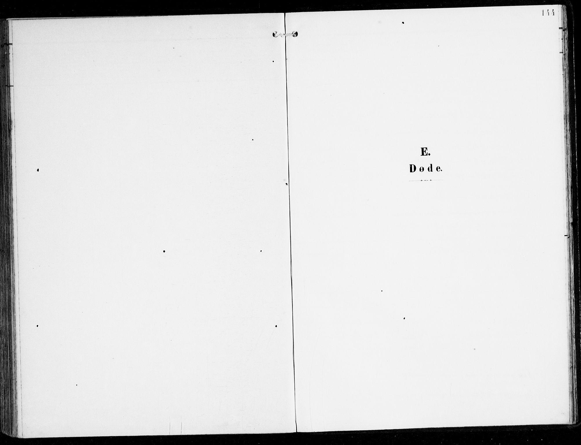 SAB, Alversund Sokneprestembete, H/Ha/Haa/Haad/L0004: Ministerialbok nr. D 4, 1898-1926, s. 144