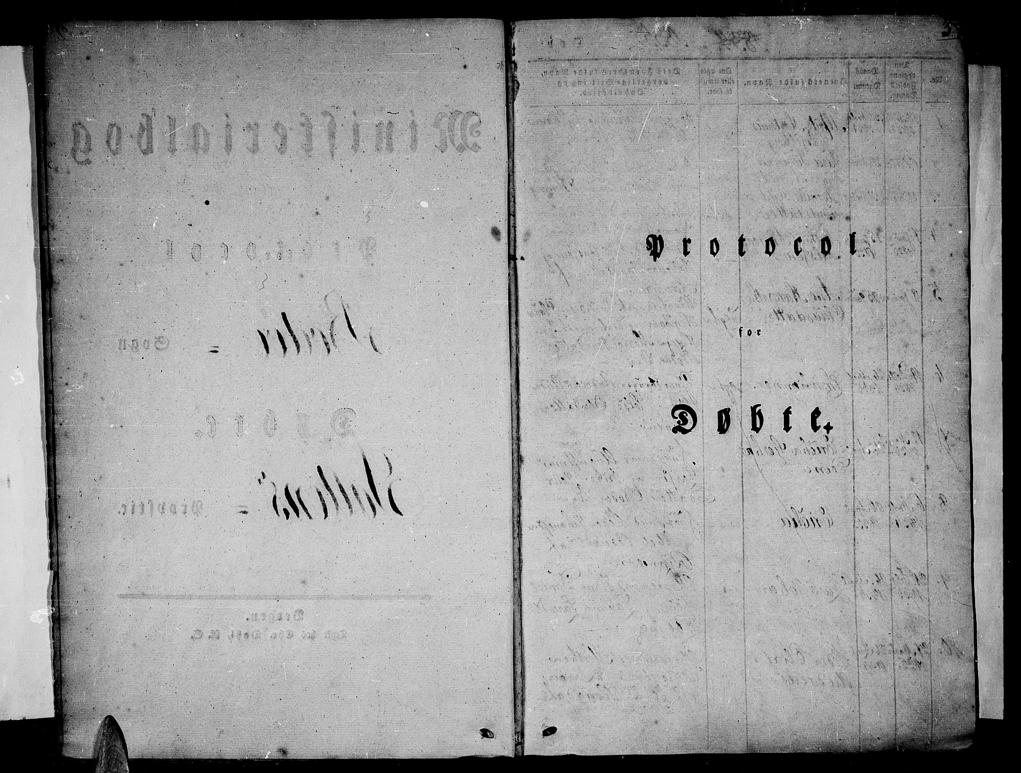 SAT, Ministerialprotokoller, klokkerbøker og fødselsregistre - Nordland, 801/L0006: Ministerialbok nr. 801A06, 1834-1845, s. 3