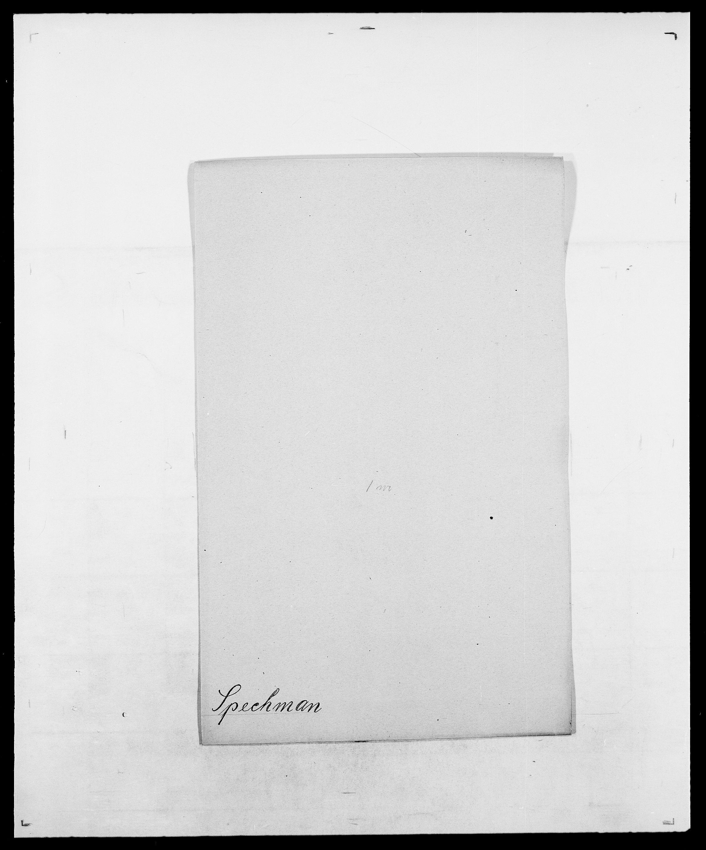 SAO, Delgobe, Charles Antoine - samling, D/Da/L0036: Skaanør - Staverskov, s. 517