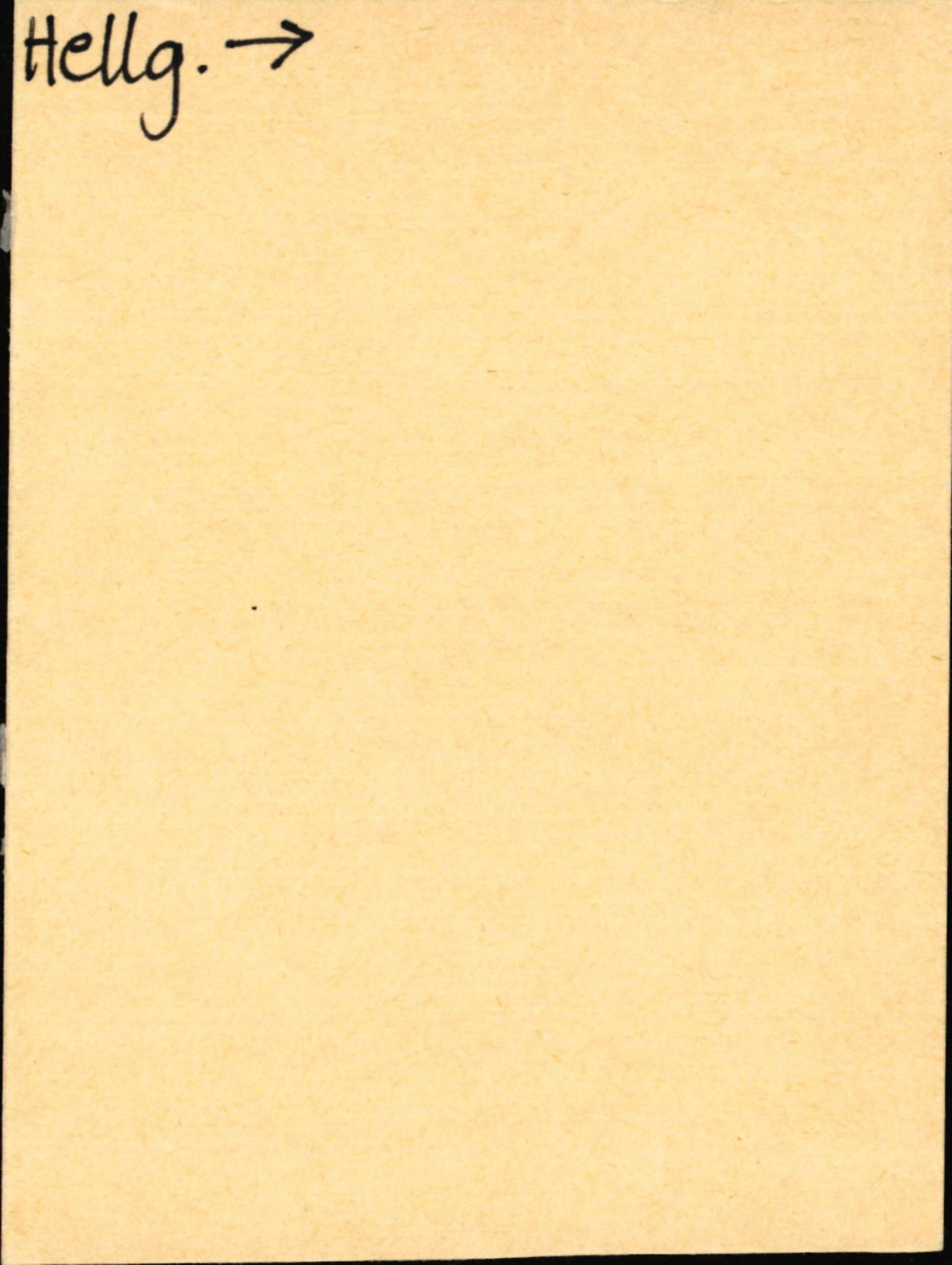 SAB, Statens vegvesen, Hordaland vegkontor, Ha/L0022: R-eierkort H, 1920-1971, s. 1