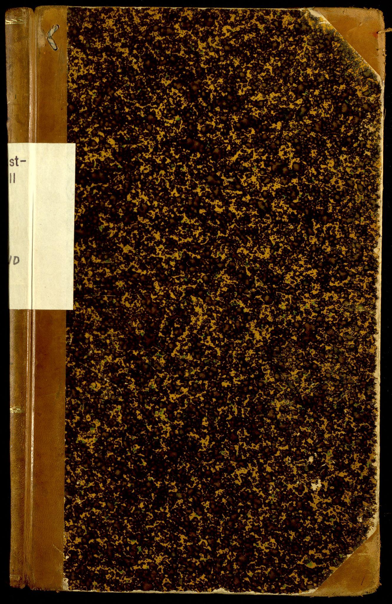 SAH, Norges Brannkasse, Grue, F/L0013: Branntakstprotokoll, 1900-1910