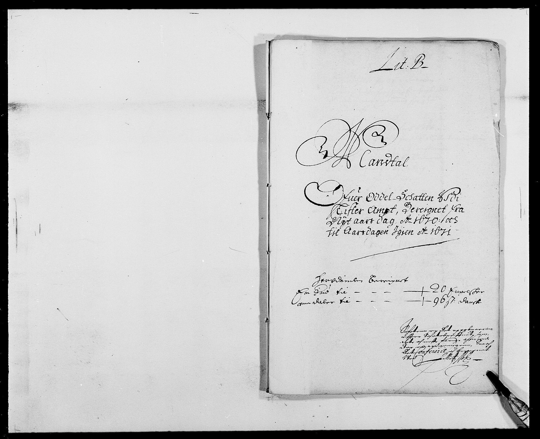 RA, Rentekammeret inntil 1814, Reviderte regnskaper, Fogderegnskap, R41/L2525: Fogderegnskap Lista, 1669-1671, s. 117