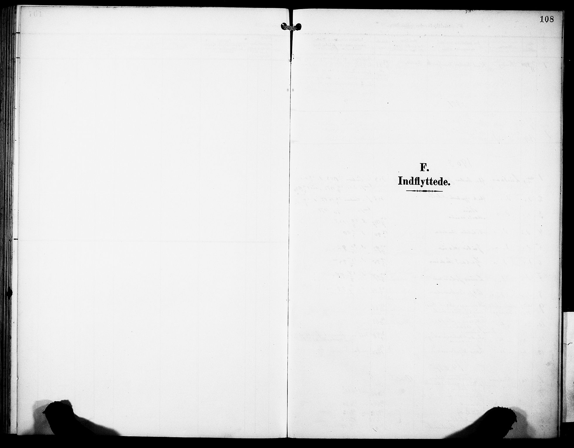 SAB, Finnås sokneprestembete, H/Ha/Haa/Haad/L0002: Ministerialbok nr. D 2, 1895-1906, s. 108