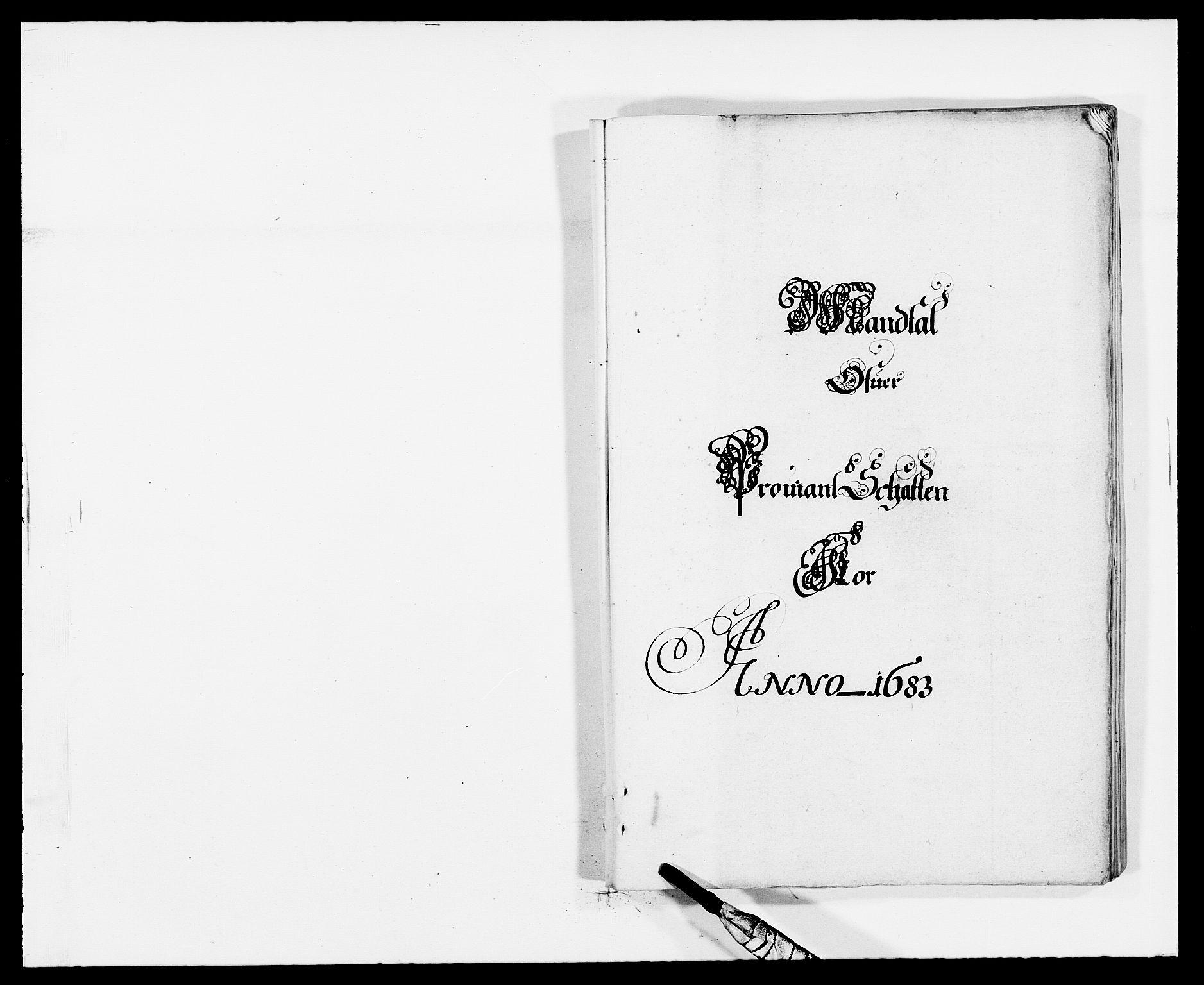 RA, Rentekammeret inntil 1814, Reviderte regnskaper, Fogderegnskap, R32/L1852: Fogderegnskap Jarlsberg grevskap, 1683, s. 97