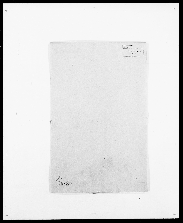 SAO, Delgobe, Charles Antoine - samling, D/Da/L0013: Forbos - Geving, s. 1