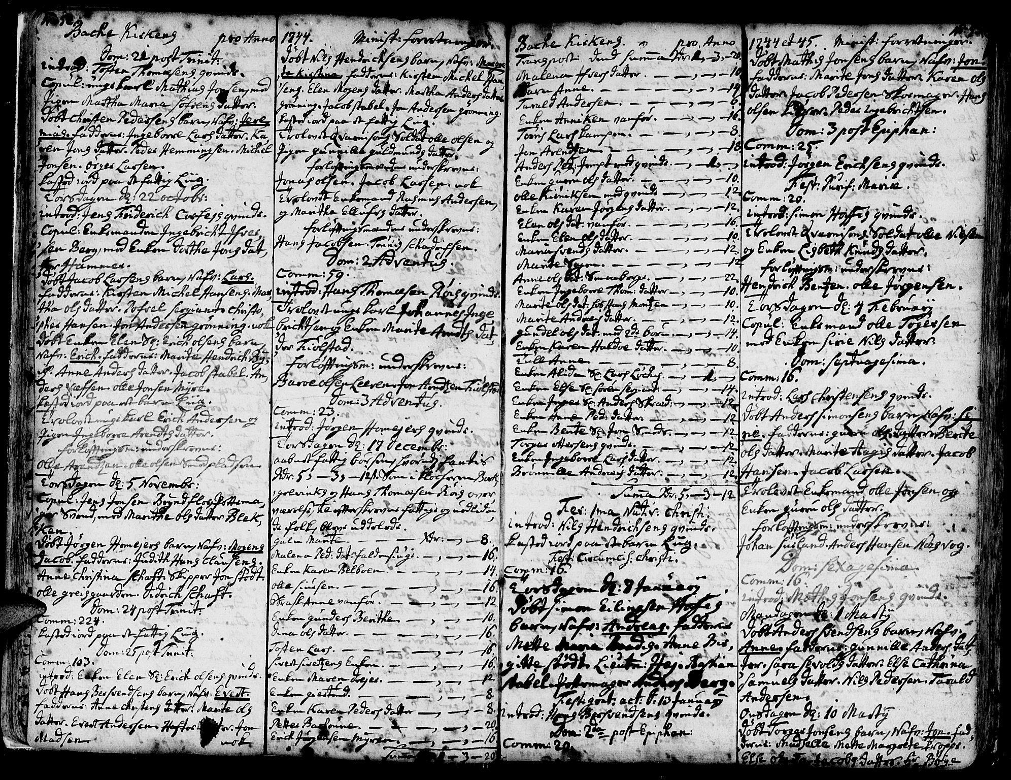 SAT, Ministerialprotokoller, klokkerbøker og fødselsregistre - Sør-Trøndelag, 606/L0276: Ministerialbok nr. 606A01 /2, 1727-1779, s. 52-53