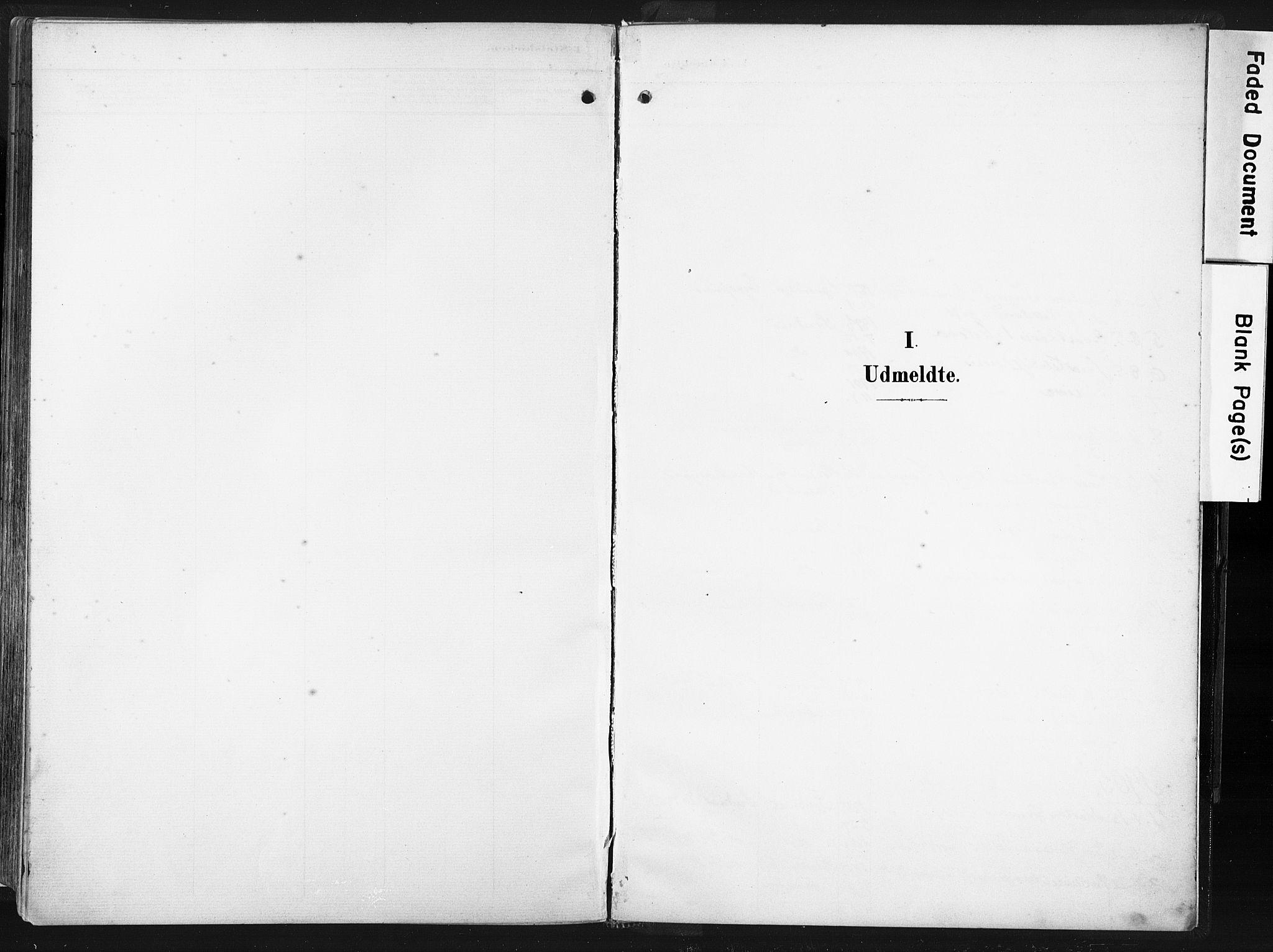 SAST, Høyland sokneprestkontor, 30BA/L0016: Ministerialbok nr. A 16, 1899-1911