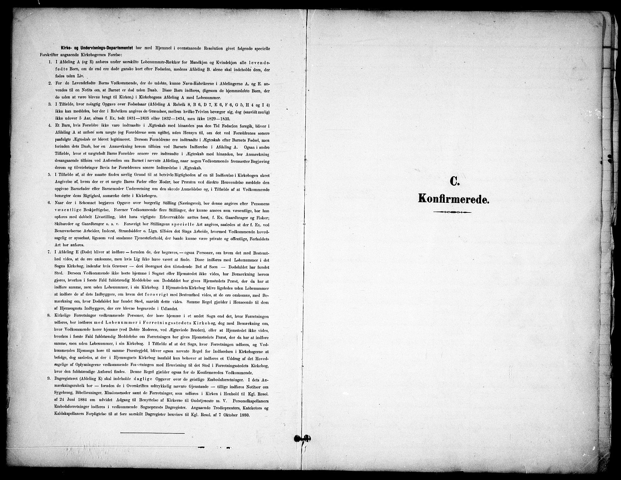 SAO, Østre Aker prestekontor Kirkebøker, F/Fa/L0011: Ministerialbok nr. I 11, 1895-1917