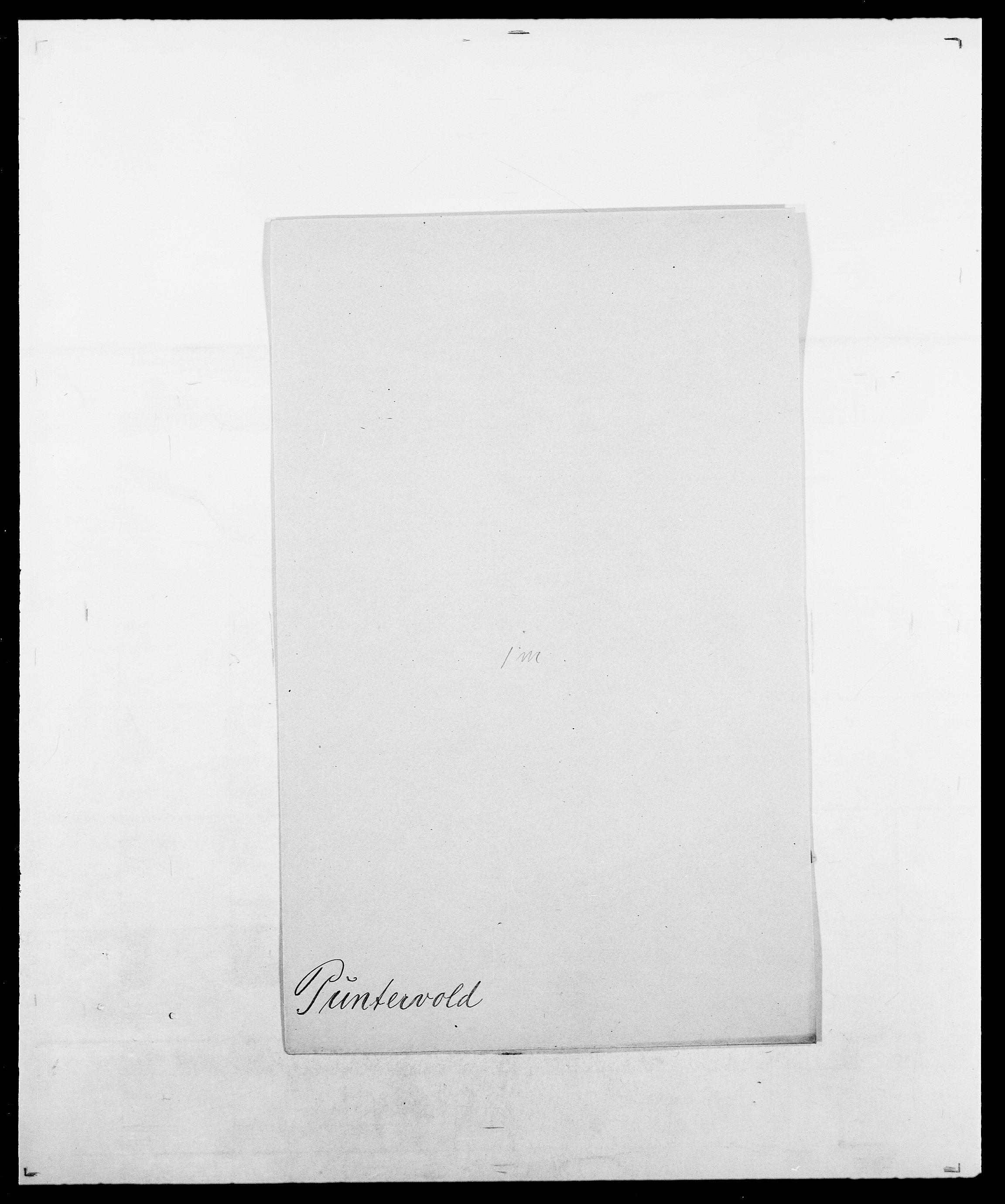 SAO, Delgobe, Charles Antoine - samling, D/Da/L0031: de Place - Raaum, s. 444