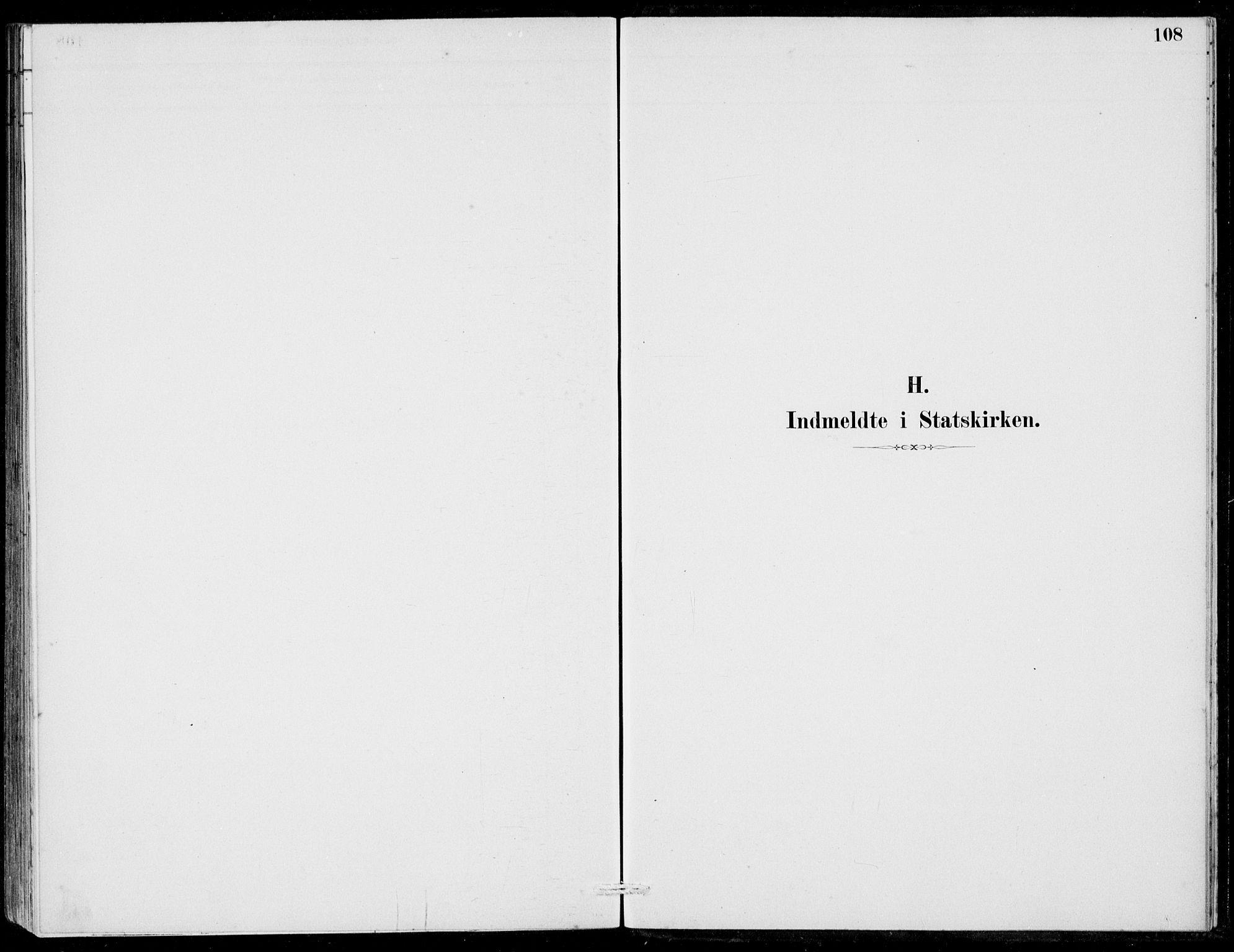 SAB, Hosanger sokneprestembete, H/Haa: Ministerialbok nr. C  1, 1880-1900, s. 108