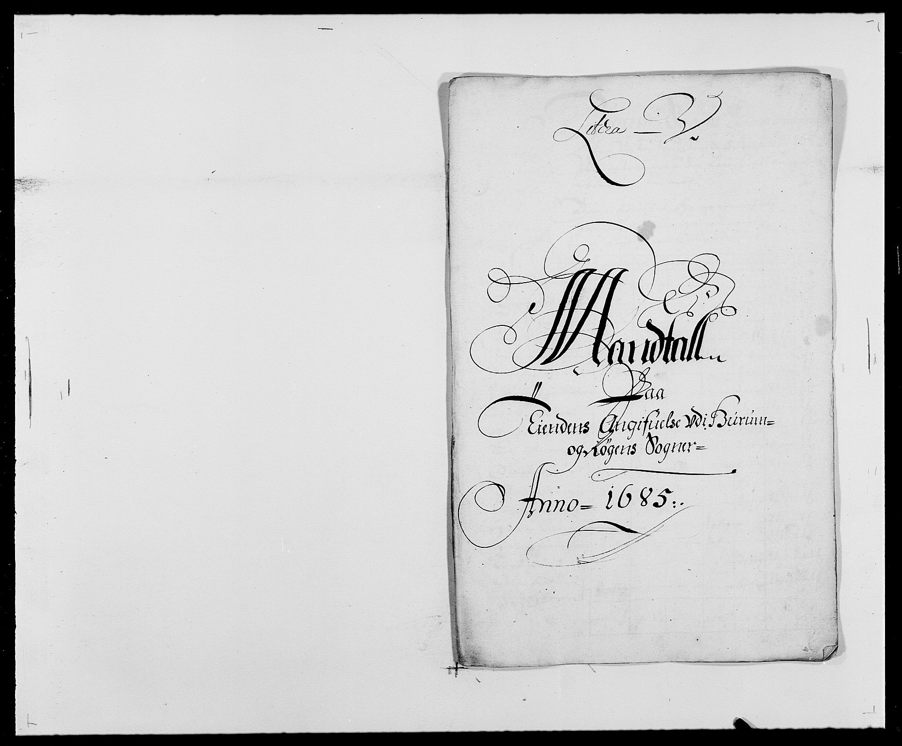 RA, Rentekammeret inntil 1814, Reviderte regnskaper, Fogderegnskap, R29/L1692: Fogderegnskap Hurum og Røyken, 1682-1687, s. 231