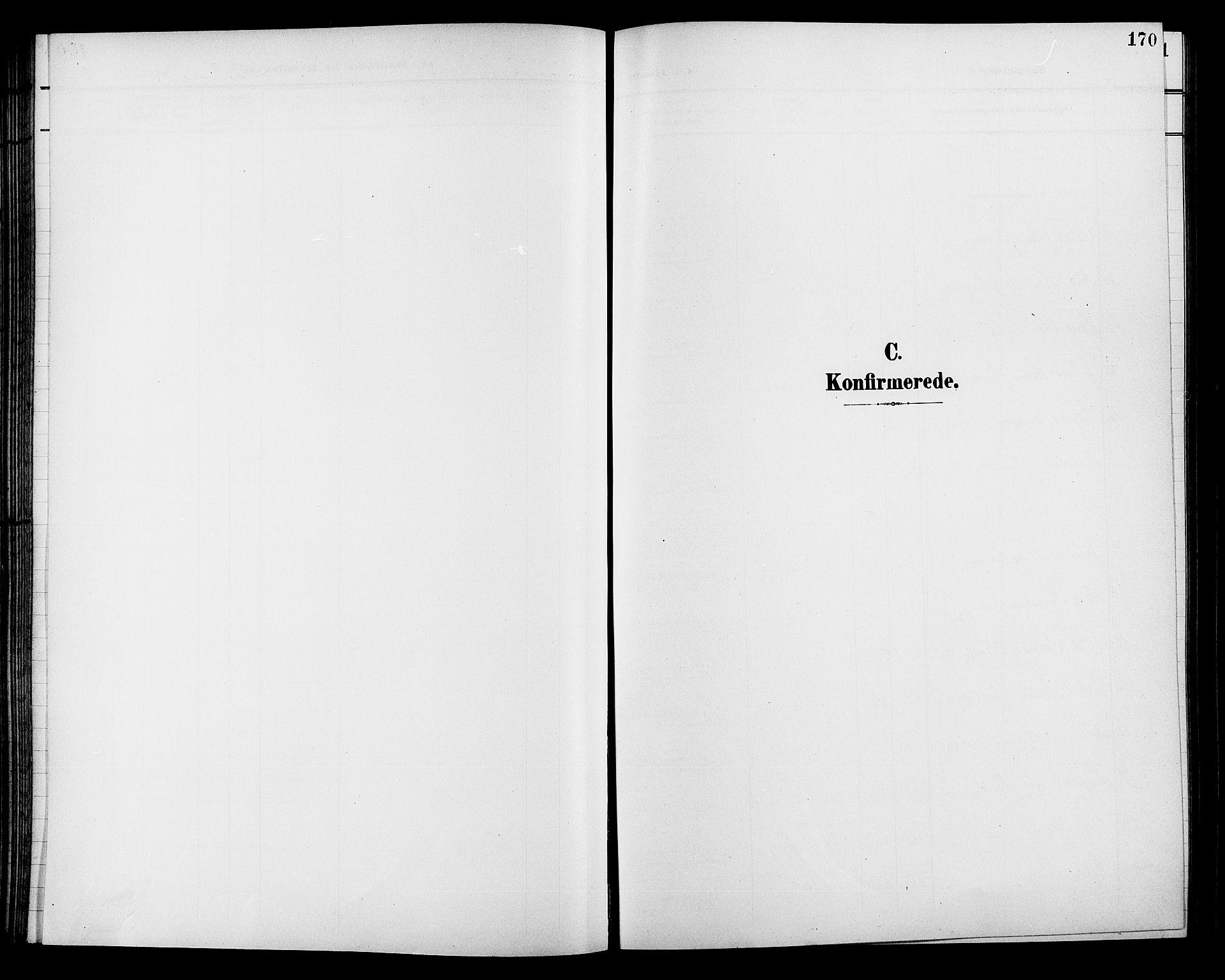 SAH, Lillehammer prestekontor, Klokkerbok nr. 1, 1901-1913, s. 170
