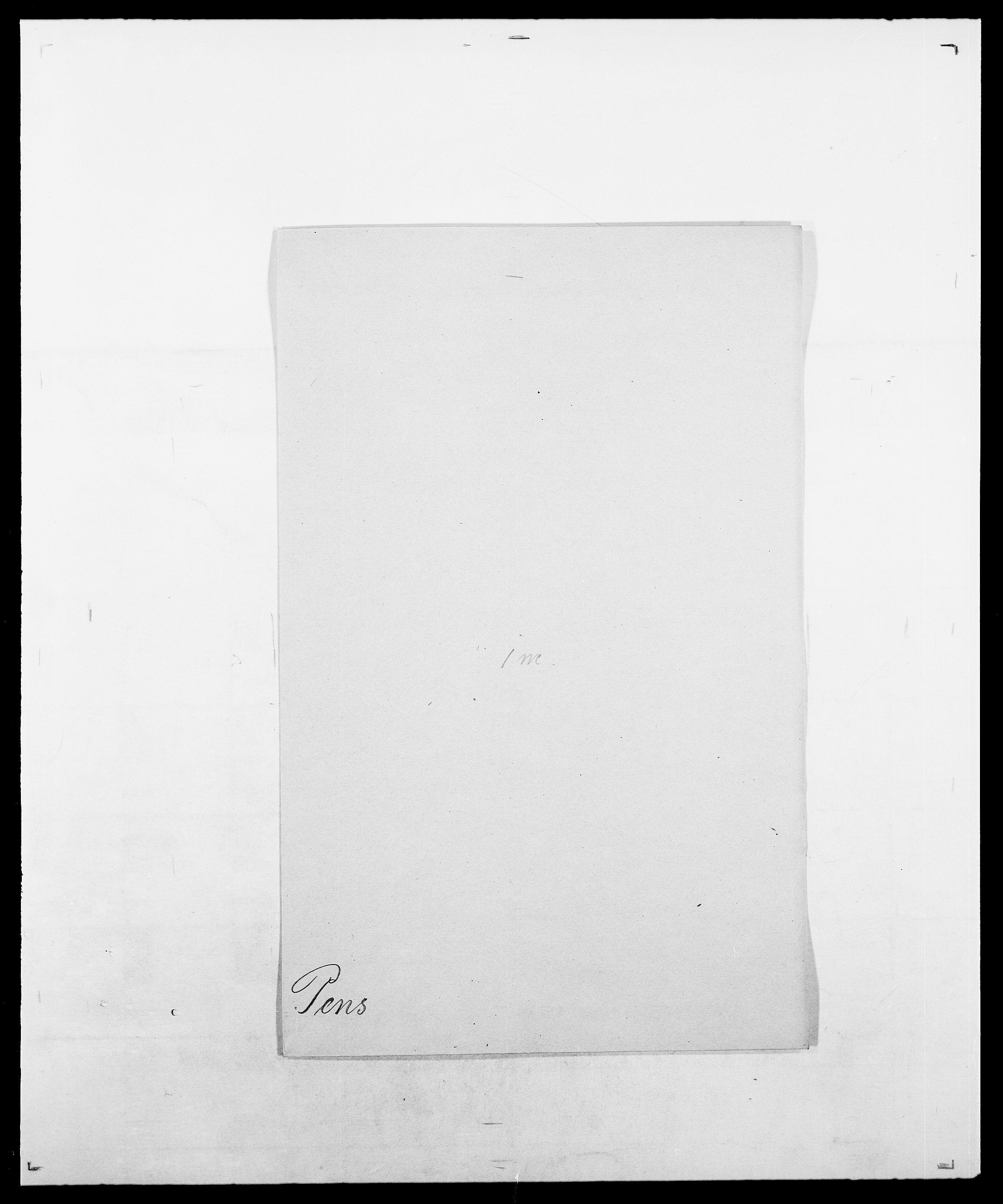SAO, Delgobe, Charles Antoine - samling, D/Da/L0030: Paars - Pittelkov, s. 349