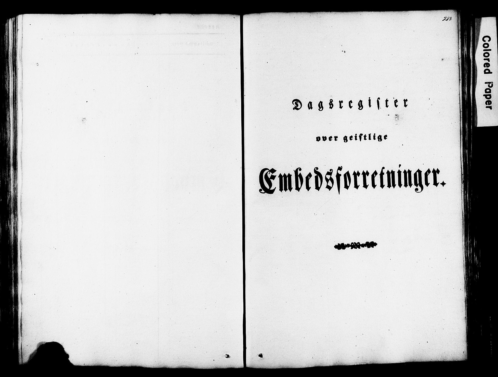 SAST, Avaldsnes sokneprestkontor, H/Ha/Haa/L0007: Ministerialbok nr. A 7, 1841-1853, s. 283