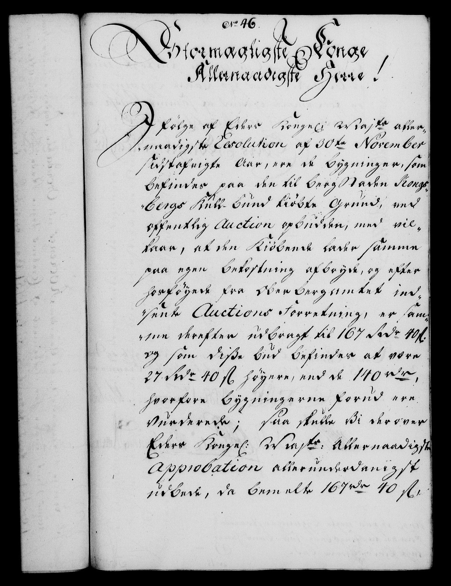 RA, Rentekammeret, Kammerkanselliet, G/Gf/Gfa/L0034: Norsk relasjons- og resolusjonsprotokoll (merket RK 52.34), 1752, s. 221