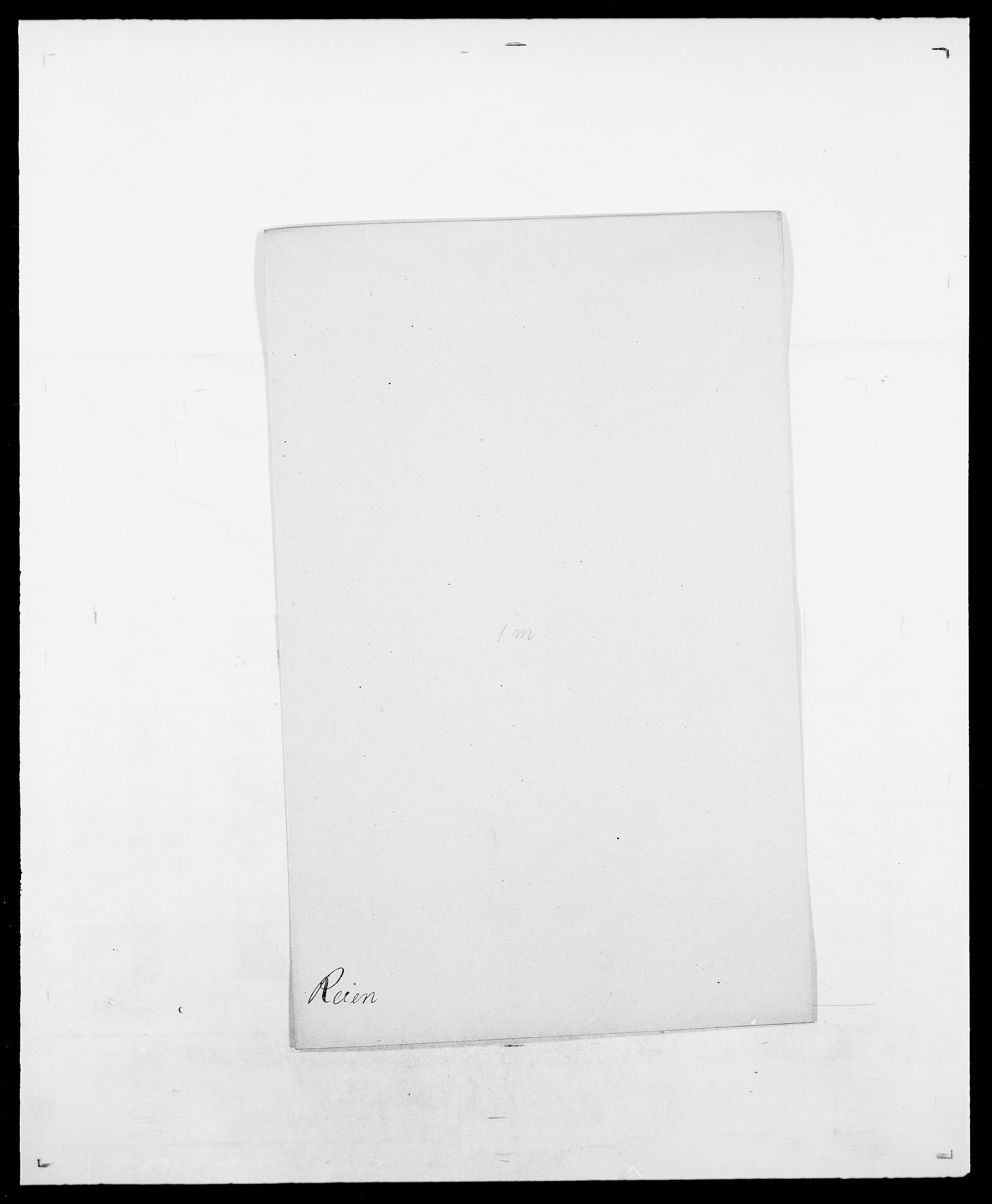 SAO, Delgobe, Charles Antoine - samling, D/Da/L0032: Rabakovsky - Rivertz, s. 298