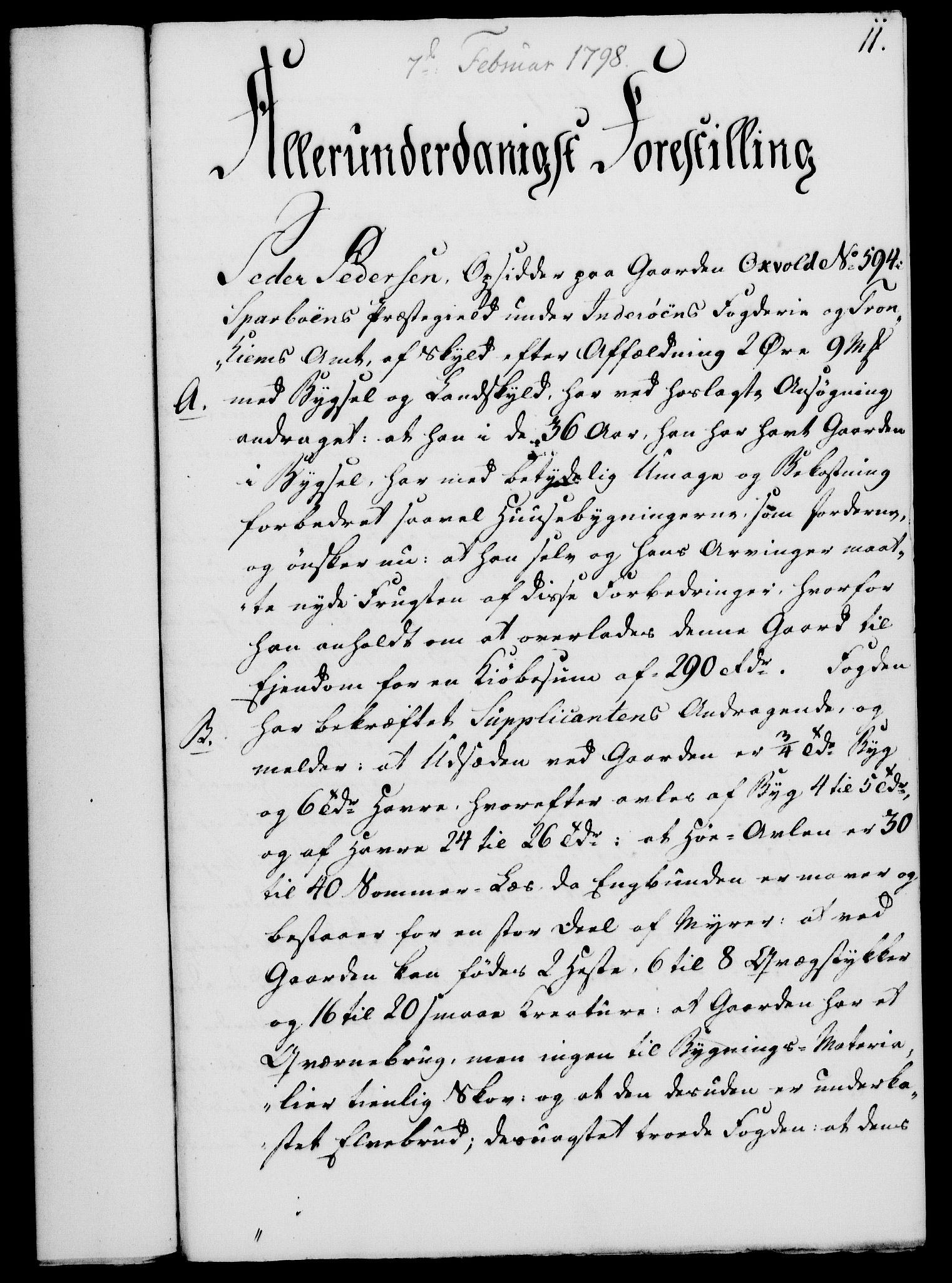 RA, Rentekammeret, Kammerkanselliet, G/Gf/Gfa/L0080: Norsk relasjons- og resolusjonsprotokoll (merket RK 52.80), 1798, s. 72