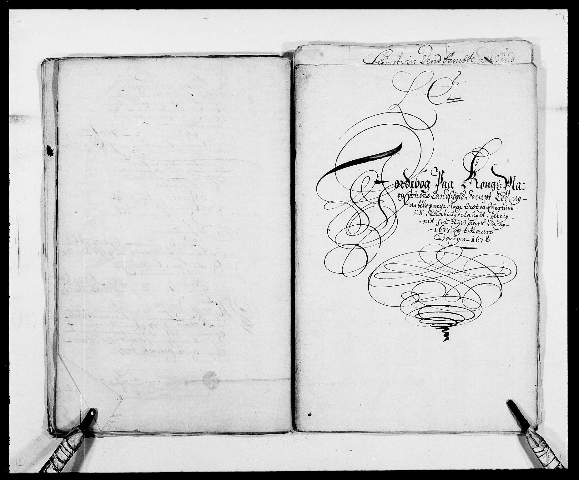 RA, Rentekammeret inntil 1814, Reviderte regnskaper, Fogderegnskap, R40/L2435: Fogderegnskap Råbyggelag, 1677-1678, s. 27