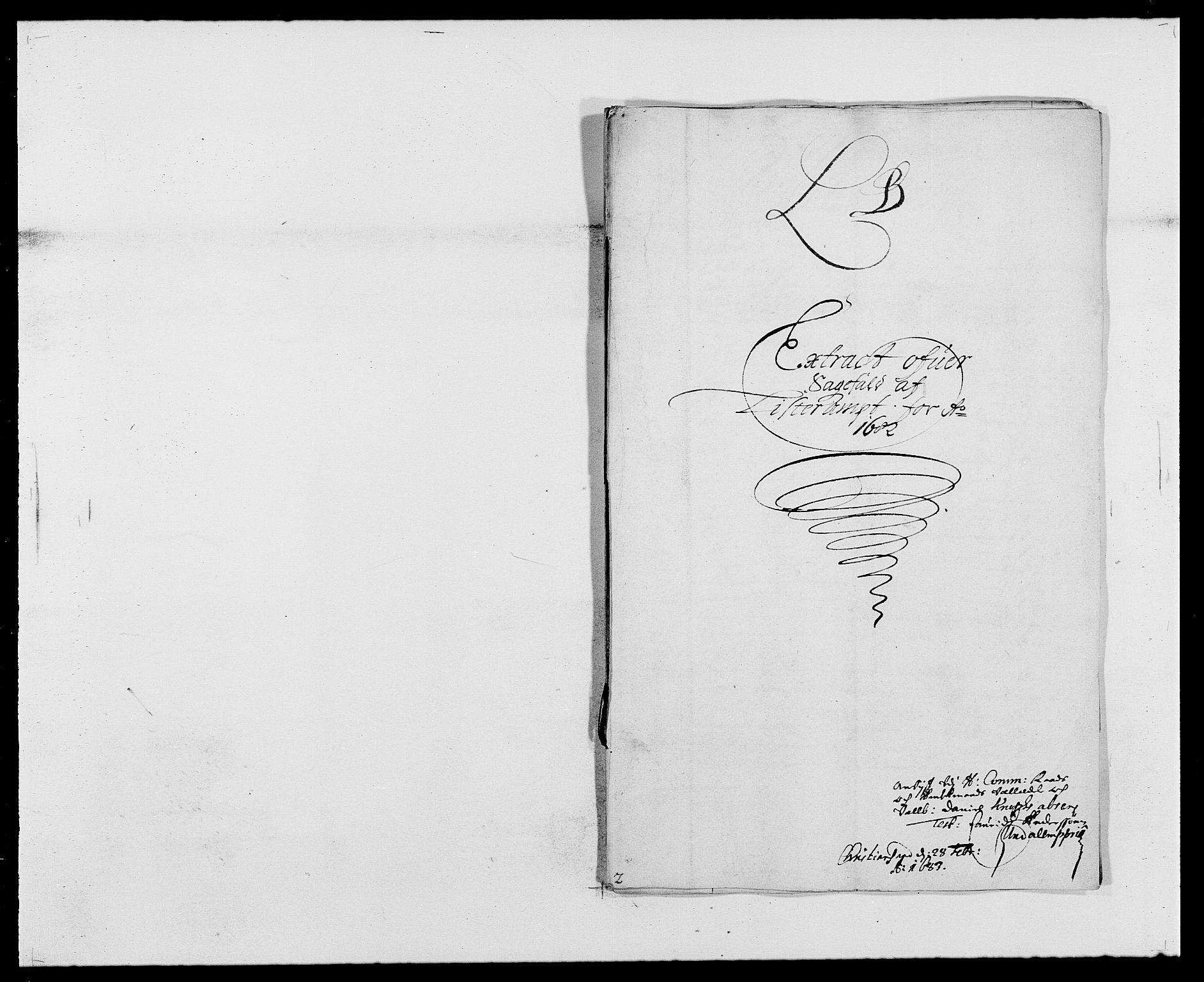 RA, Rentekammeret inntil 1814, Reviderte regnskaper, Fogderegnskap, R41/L2531: Fogderegnskap Lista, 1680-1682, s. 170