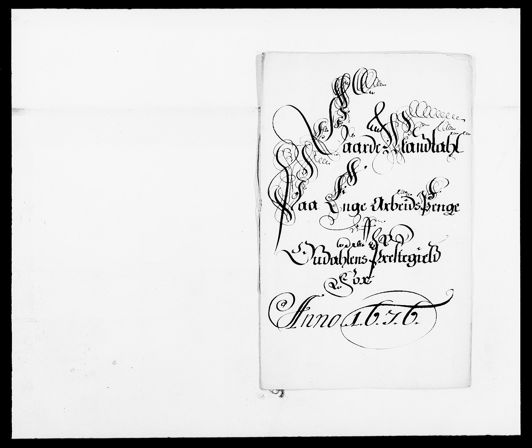 RA, Rentekammeret inntil 1814, Reviderte regnskaper, Fogderegnskap, R13/L0811: Fogderegnskap Solør, Odal og Østerdal, 1676, s. 165