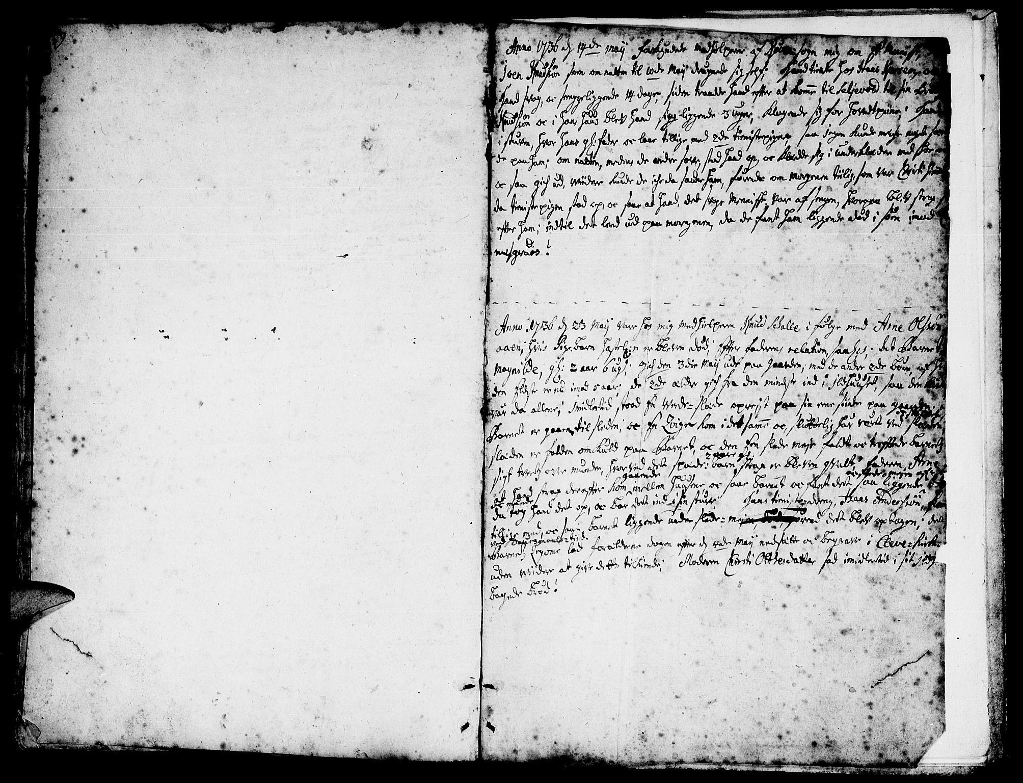 SAT, Ministerialprotokoller, klokkerbøker og fødselsregistre - Møre og Romsdal, 547/L0599: Ministerialbok nr. 547A01, 1721-1764, s. 560