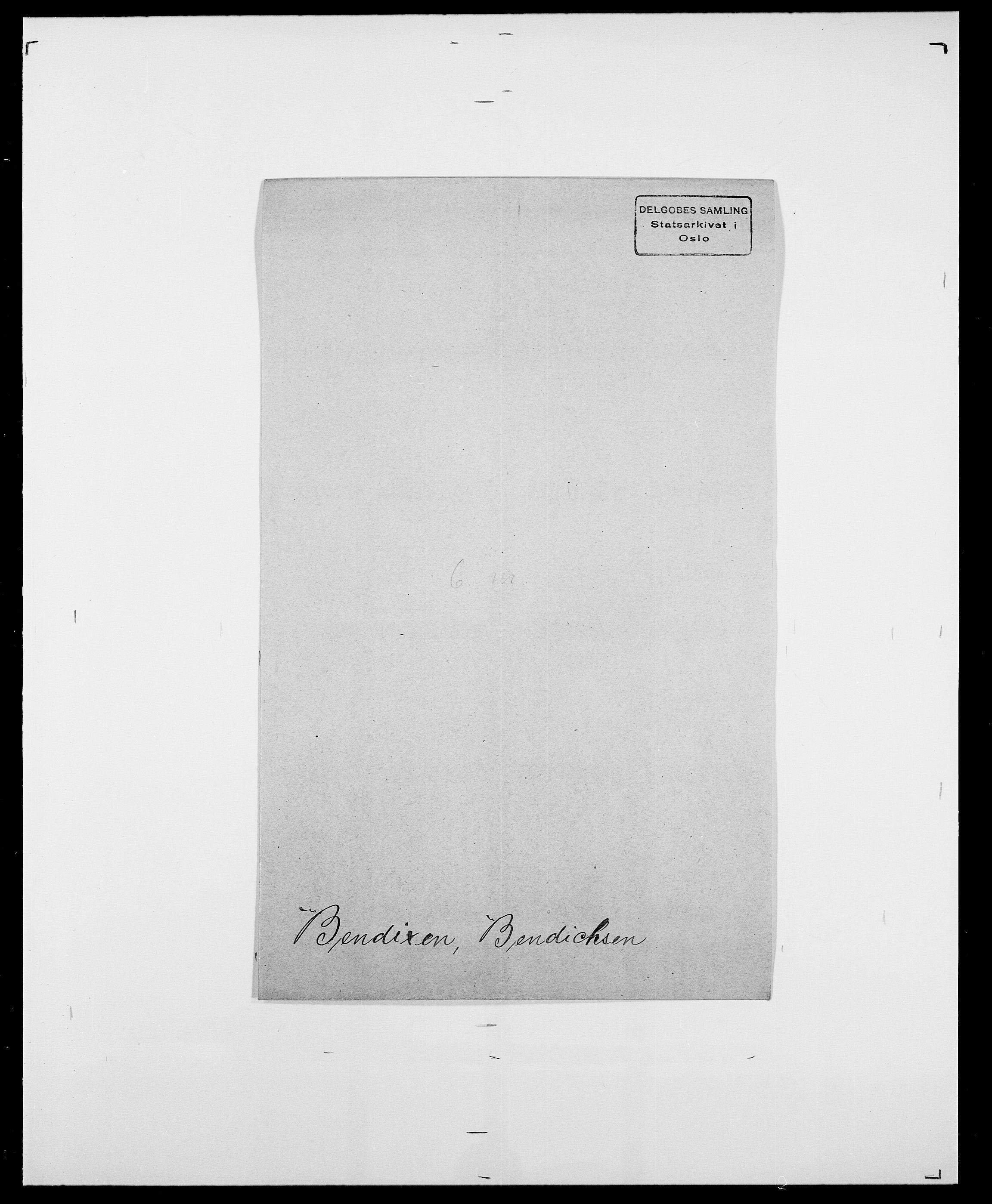 SAO, Delgobe, Charles Antoine - samling, D/Da/L0003: Barca - Bergen, s. 744