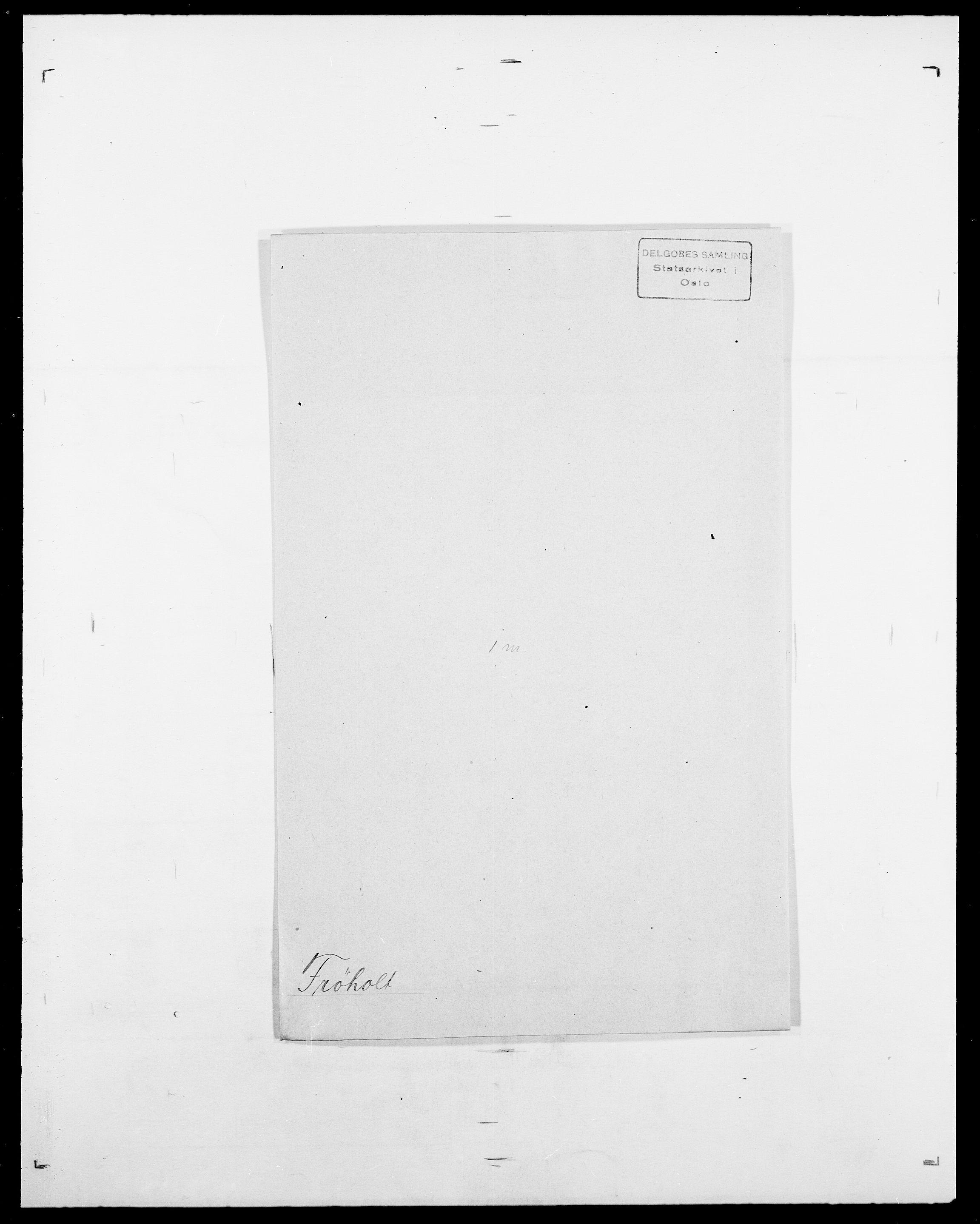 SAO, Delgobe, Charles Antoine - samling, D/Da/L0013: Forbos - Geving, s. 97