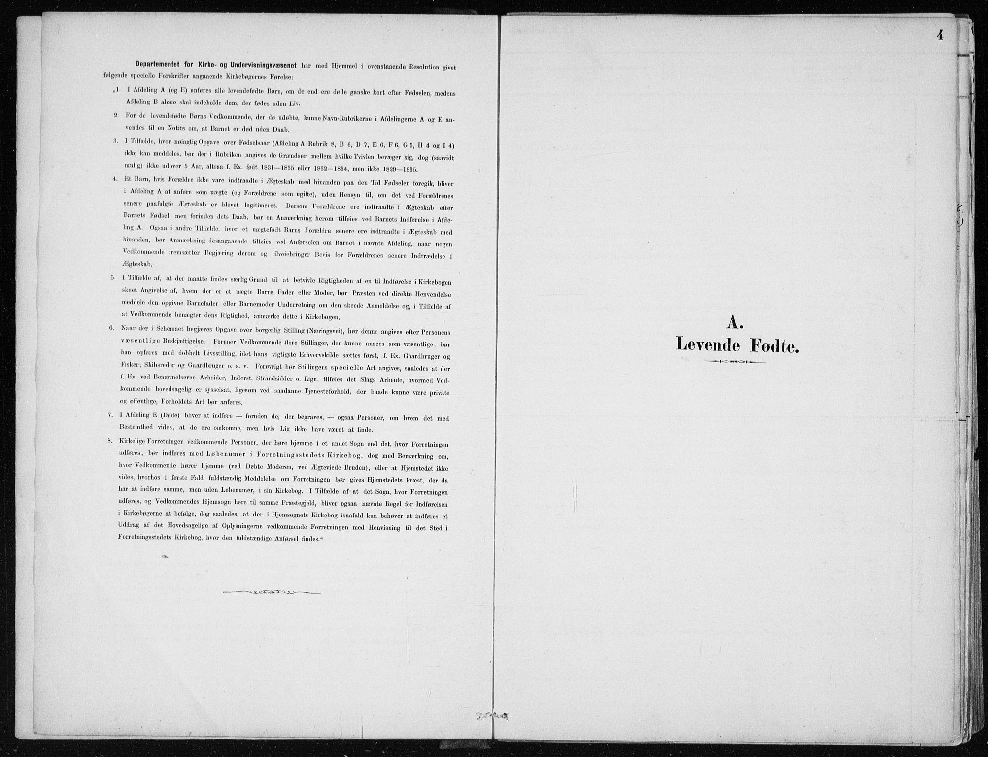 SAB, Sogndal sokneprestembete, H/Haa/Haac/L0001: Ministerialbok nr. C 1, 1878-1907, s. 4