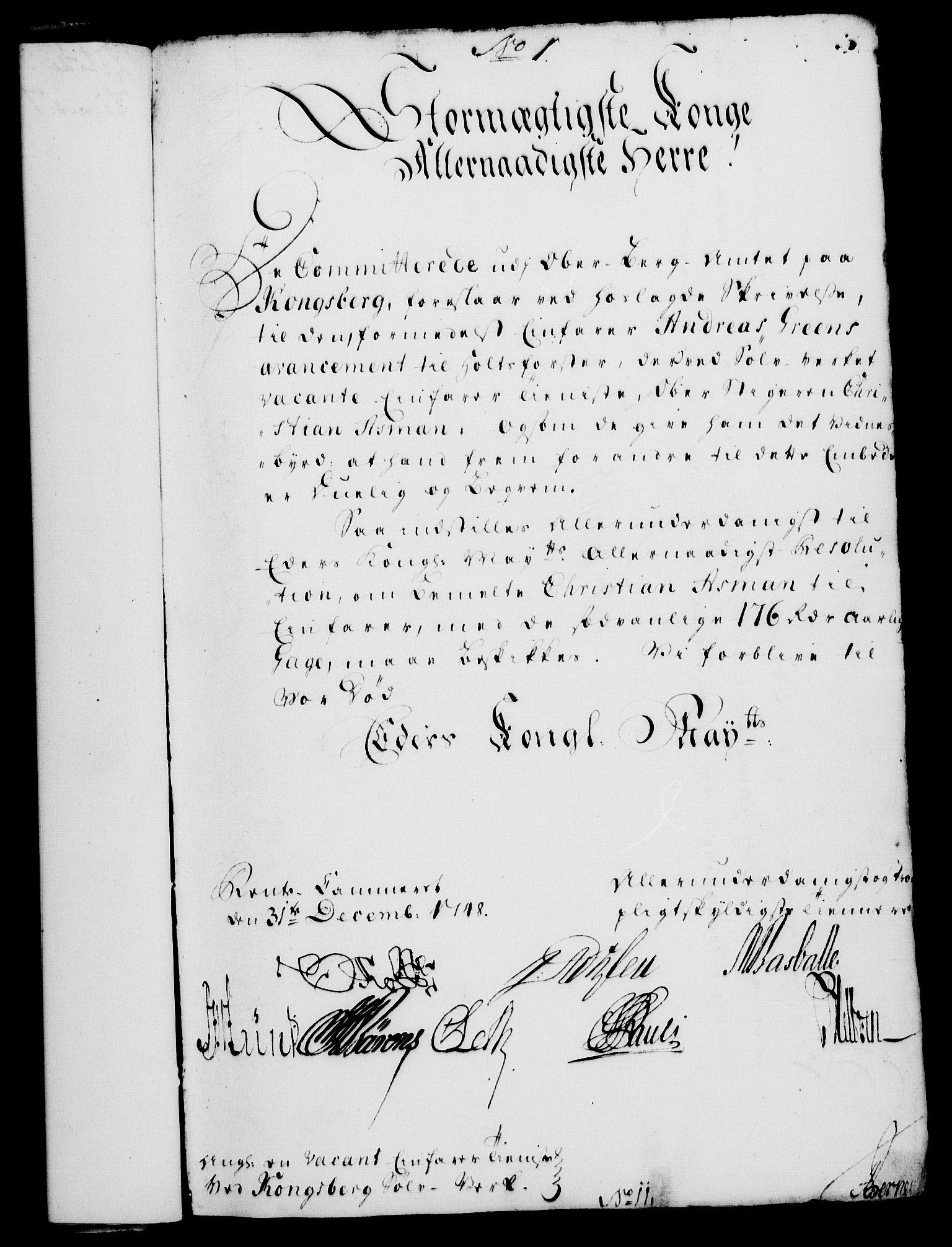 RA, Rentekammeret, Kammerkanselliet, G/Gf/Gfa/L0031: Norsk relasjons- og resolusjonsprotokoll (merket RK 52.31), 1749, s. 28