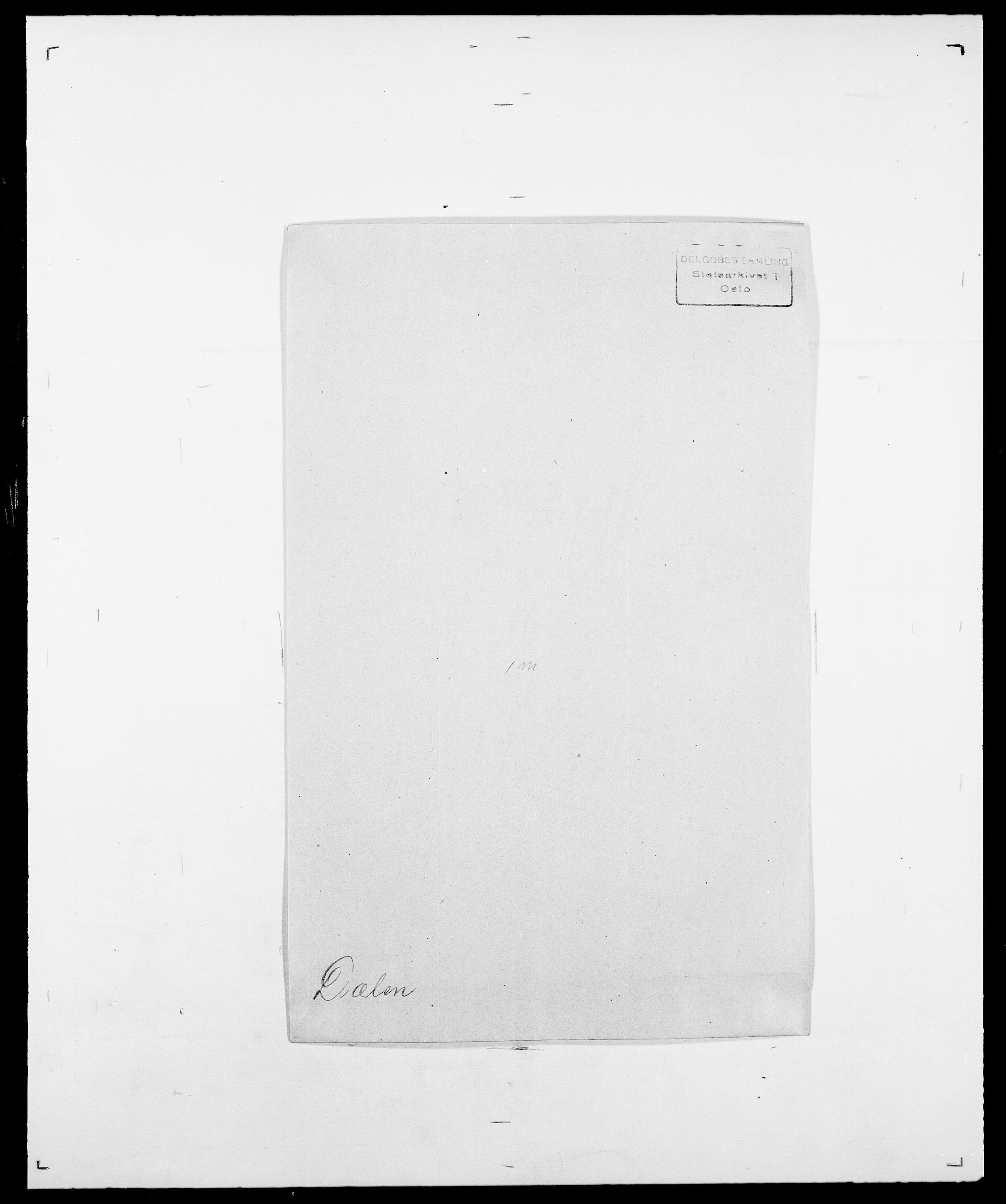 SAO, Delgobe, Charles Antoine - samling, D/Da/L0010: Dürendahl - Fagelund, s. 36