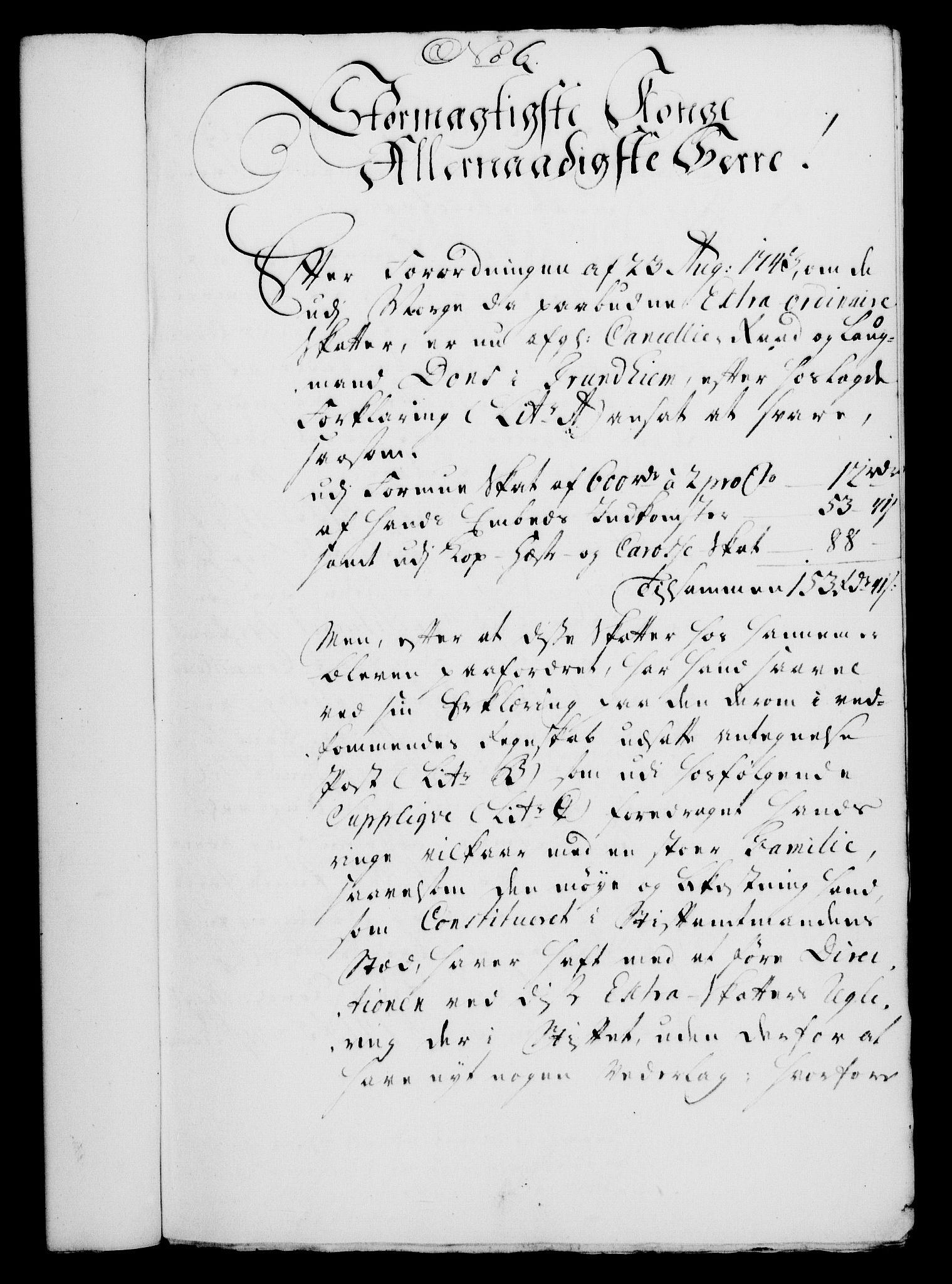 RA, Rentekammeret, Kammerkanselliet, G/Gf/Gfa/L0031: Norsk relasjons- og resolusjonsprotokoll (merket RK 52.31), 1749, s. 58