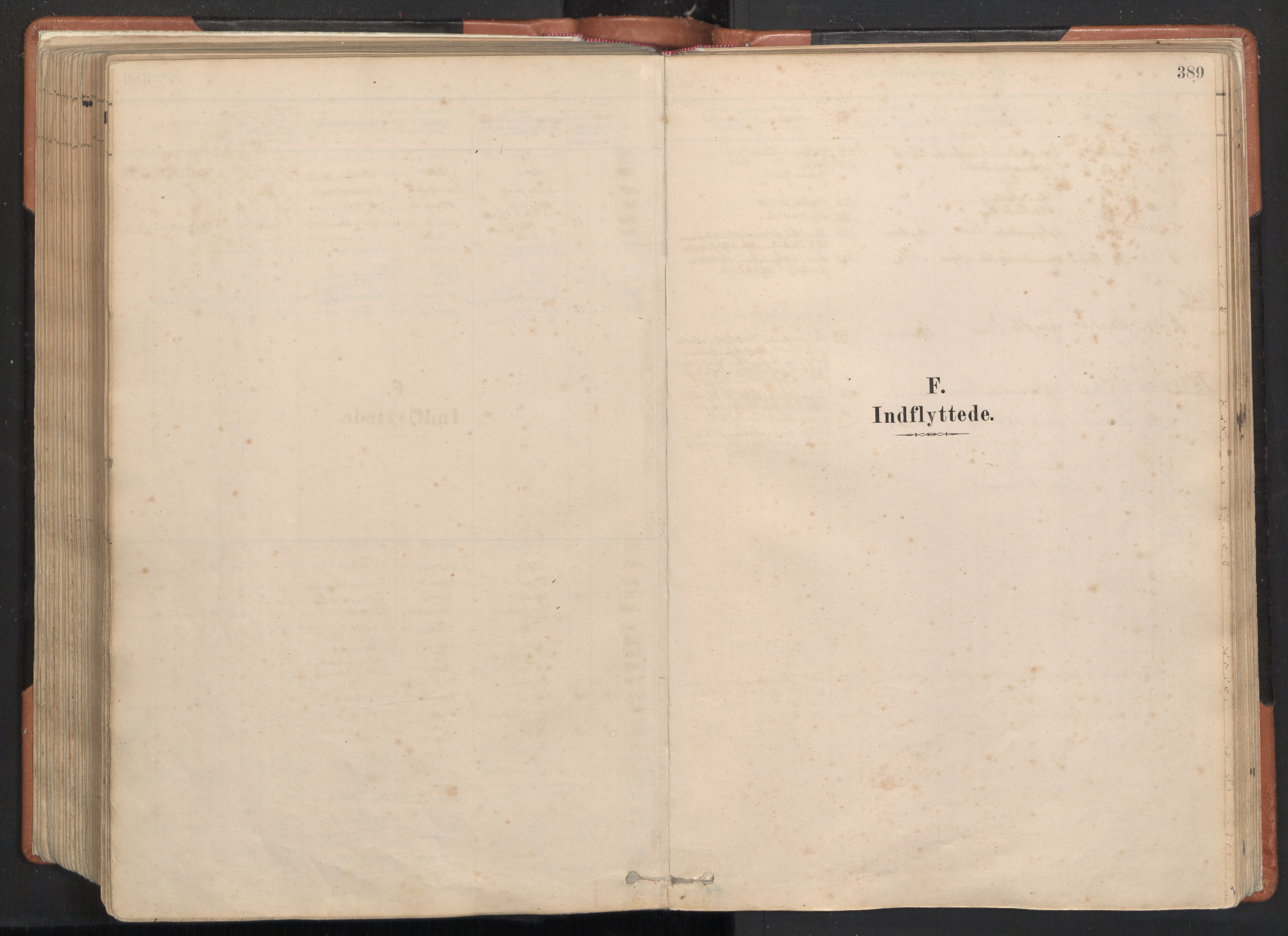 SAT, Ministerialprotokoller, klokkerbøker og fødselsregistre - Nordland, 817/L0264: Ministerialbok nr. 817A04, 1878-1907, s. 389