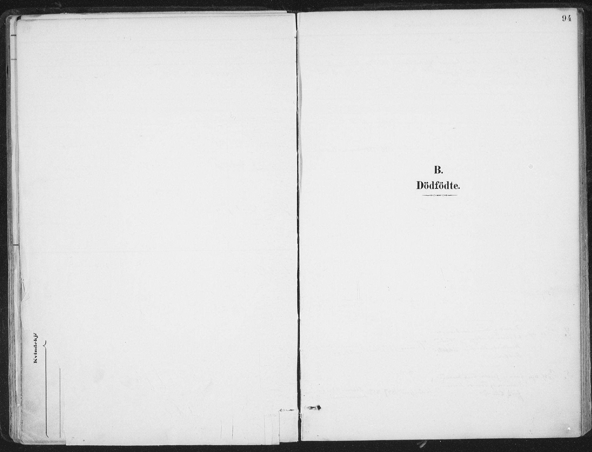 SAT, Ministerialprotokoller, klokkerbøker og fødselsregistre - Nord-Trøndelag, 786/L0687: Ministerialbok nr. 786A03, 1888-1898, s. 94