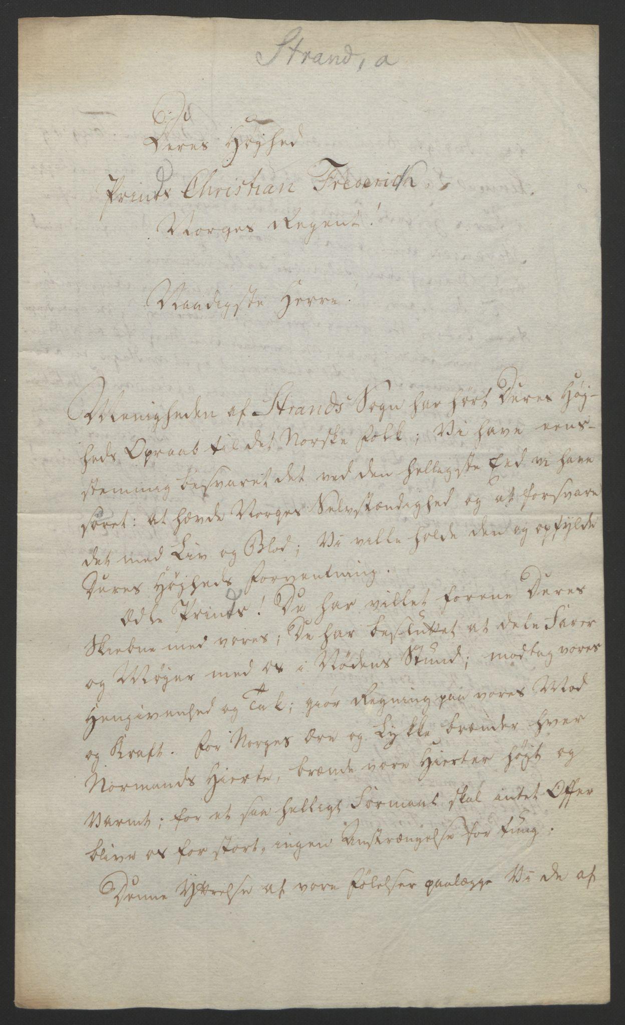 RA, Statsrådssekretariatet, D/Db/L0008: Fullmakter for Eidsvollsrepresentantene i 1814. , 1814, s. 252