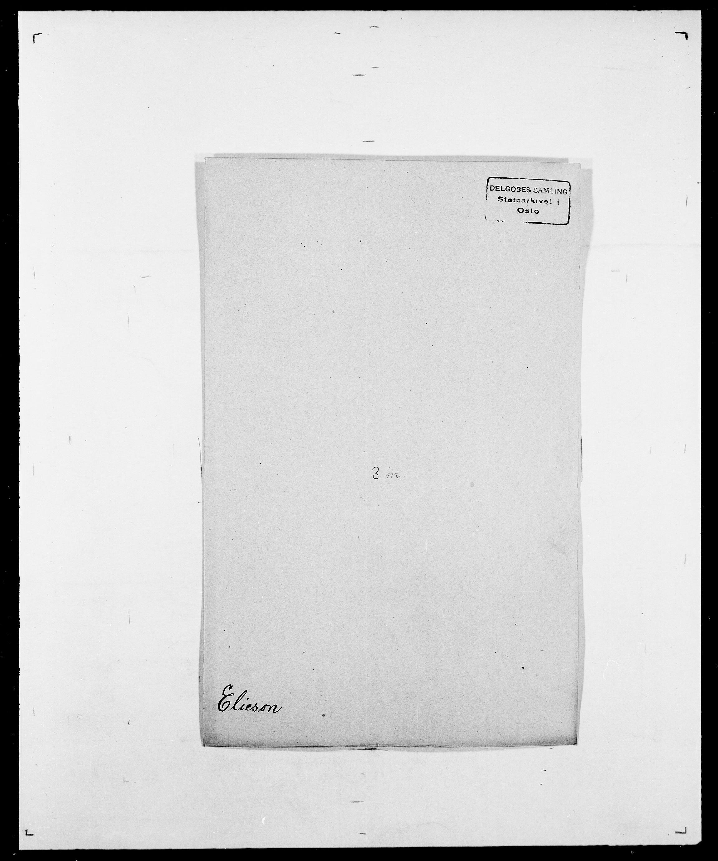 SAO, Delgobe, Charles Antoine - samling, D/Da/L0010: Dürendahl - Fagelund, s. 387
