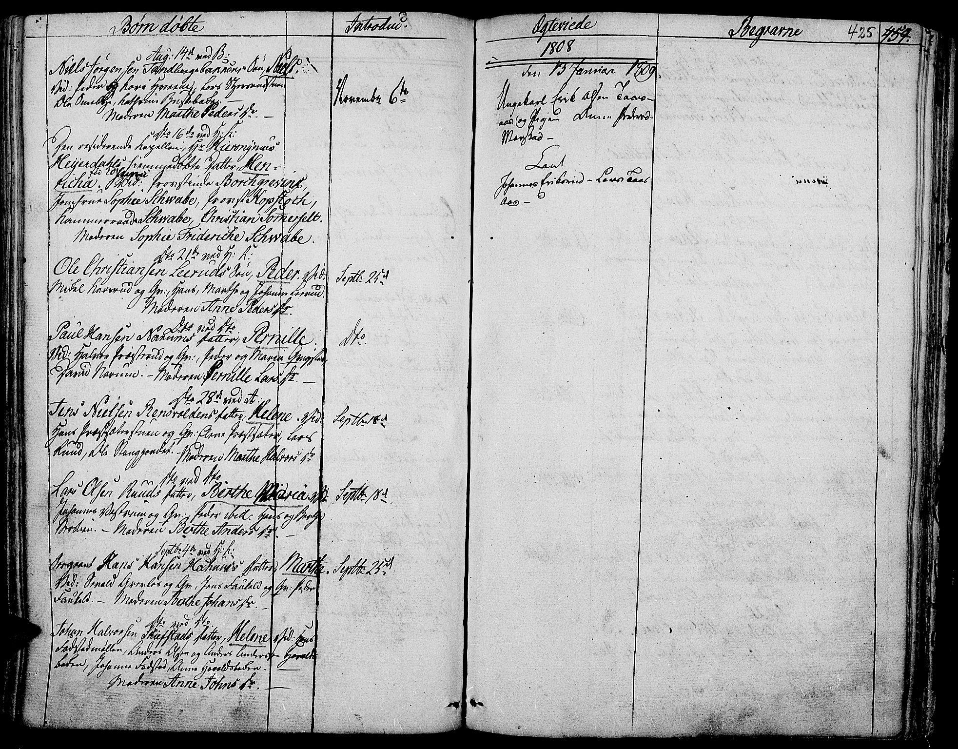 SAH, Toten prestekontor, Ministerialbok nr. 7, 1794-1809, s. 425