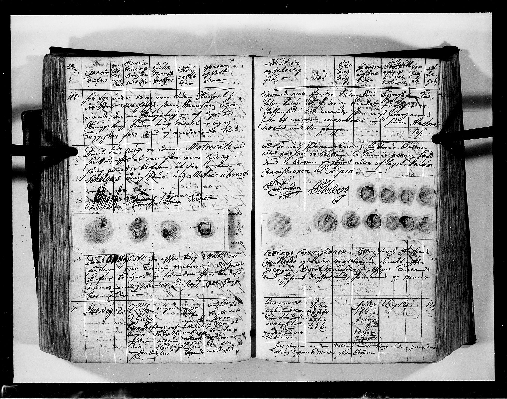 RA, Rentekammeret inntil 1814, Realistisk ordnet avdeling, N/Nb/Nbf/L0134: Sunnhordland eksaminasjonsprotokoll, 1723, s. 210b-211a