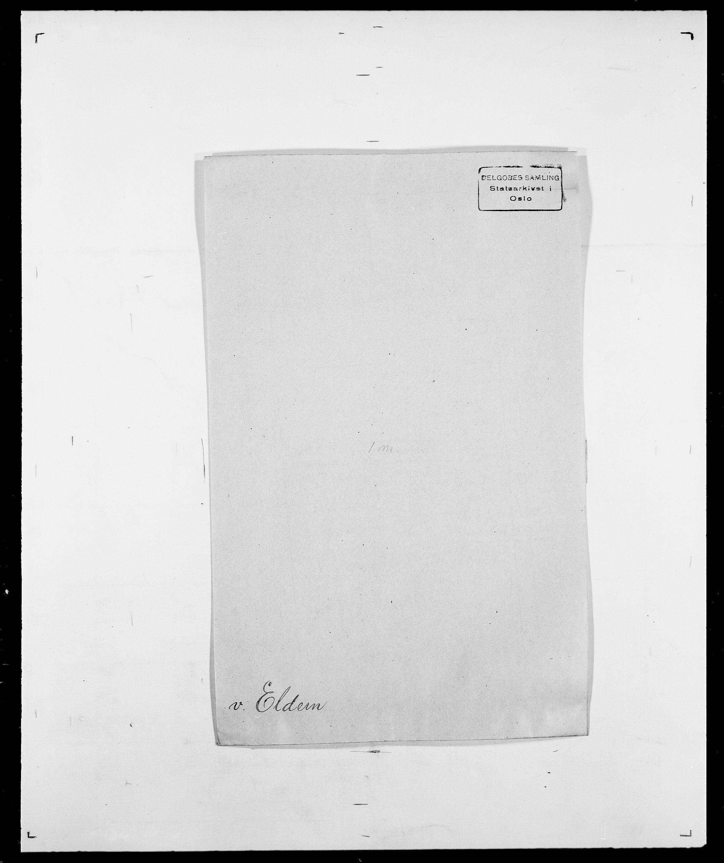 SAO, Delgobe, Charles Antoine - samling, D/Da/L0010: Dürendahl - Fagelund, s. 372
