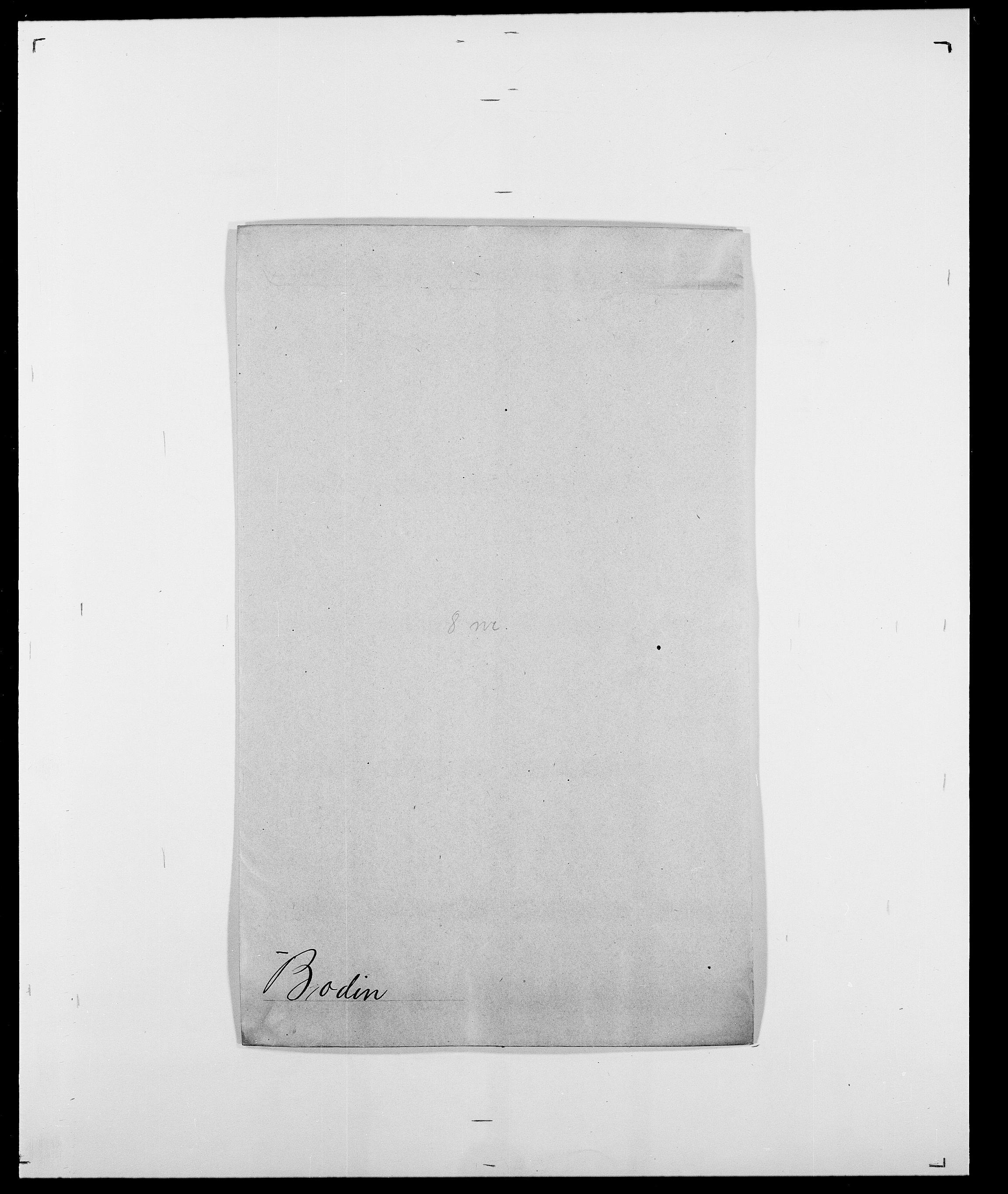 SAO, Delgobe, Charles Antoine - samling, D/Da/L0005: Boalth - Brahm, s. 15