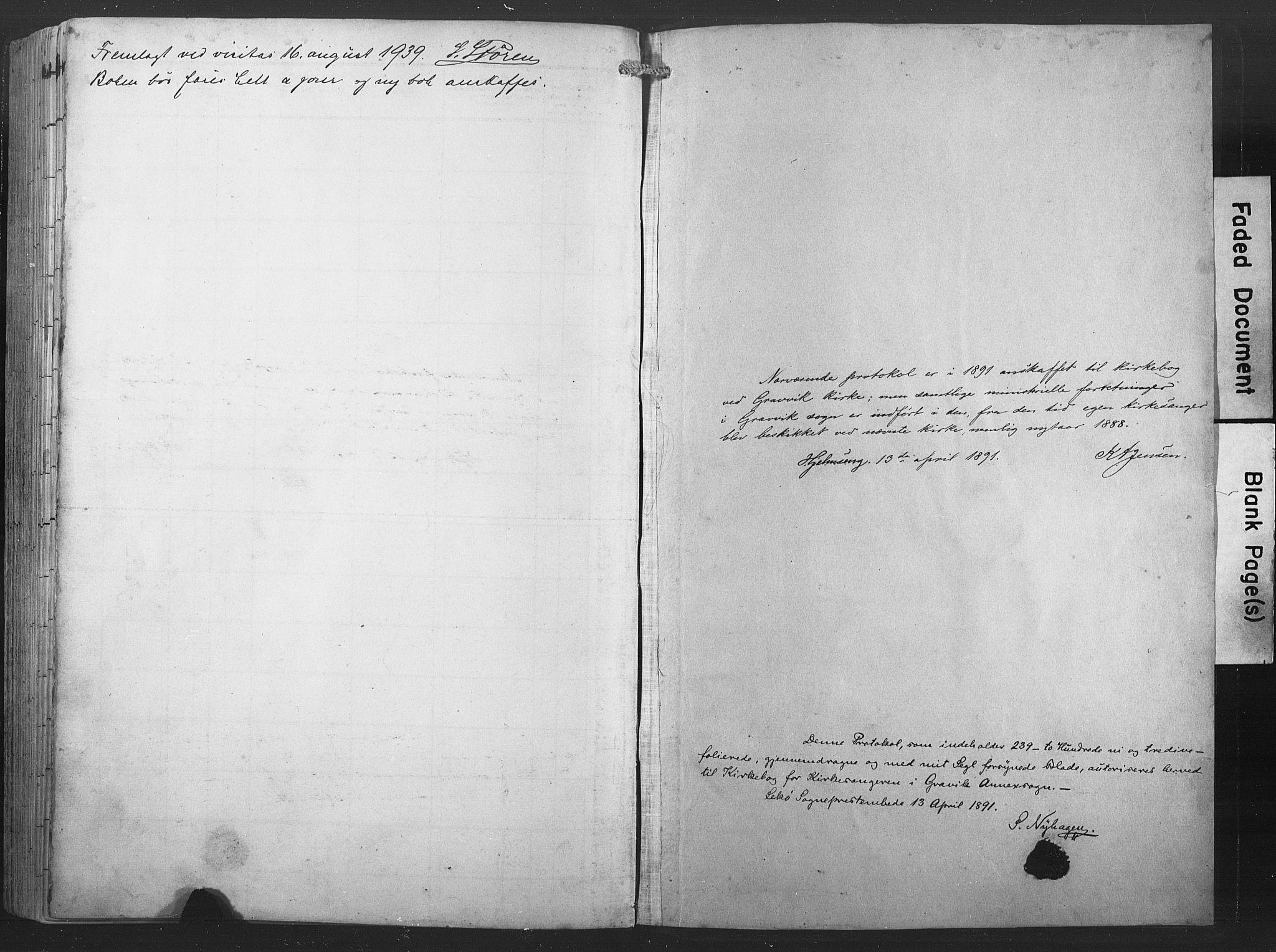 SAT, Ministerialprotokoller, klokkerbøker og fødselsregistre - Nord-Trøndelag, 789/L0706: Klokkerbok nr. 789C01, 1888-1931
