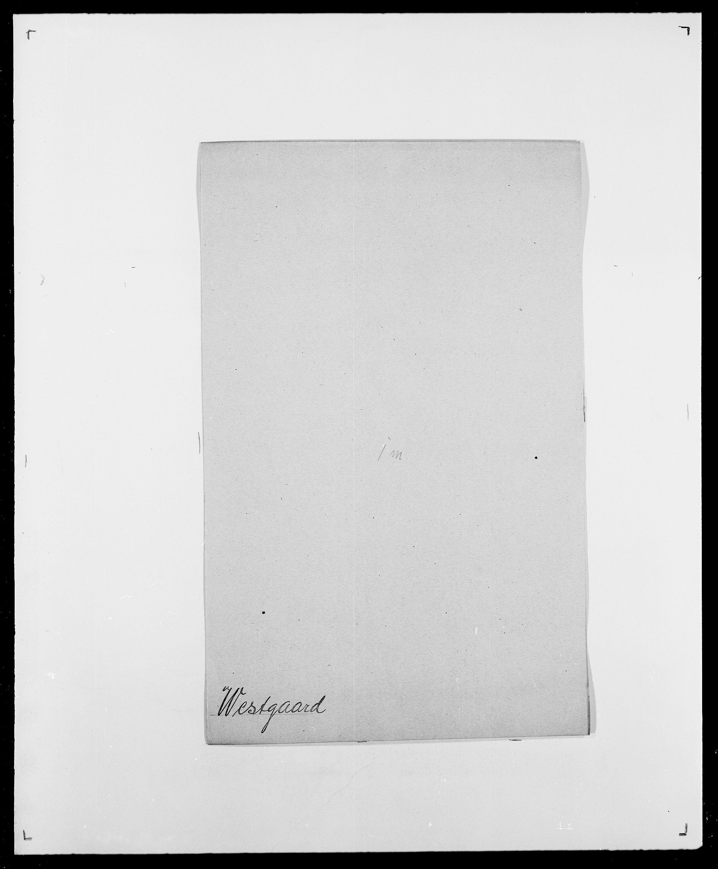 SAO, Delgobe, Charles Antoine - samling, D/Da/L0041: Vemmestad - Viker, s. 294
