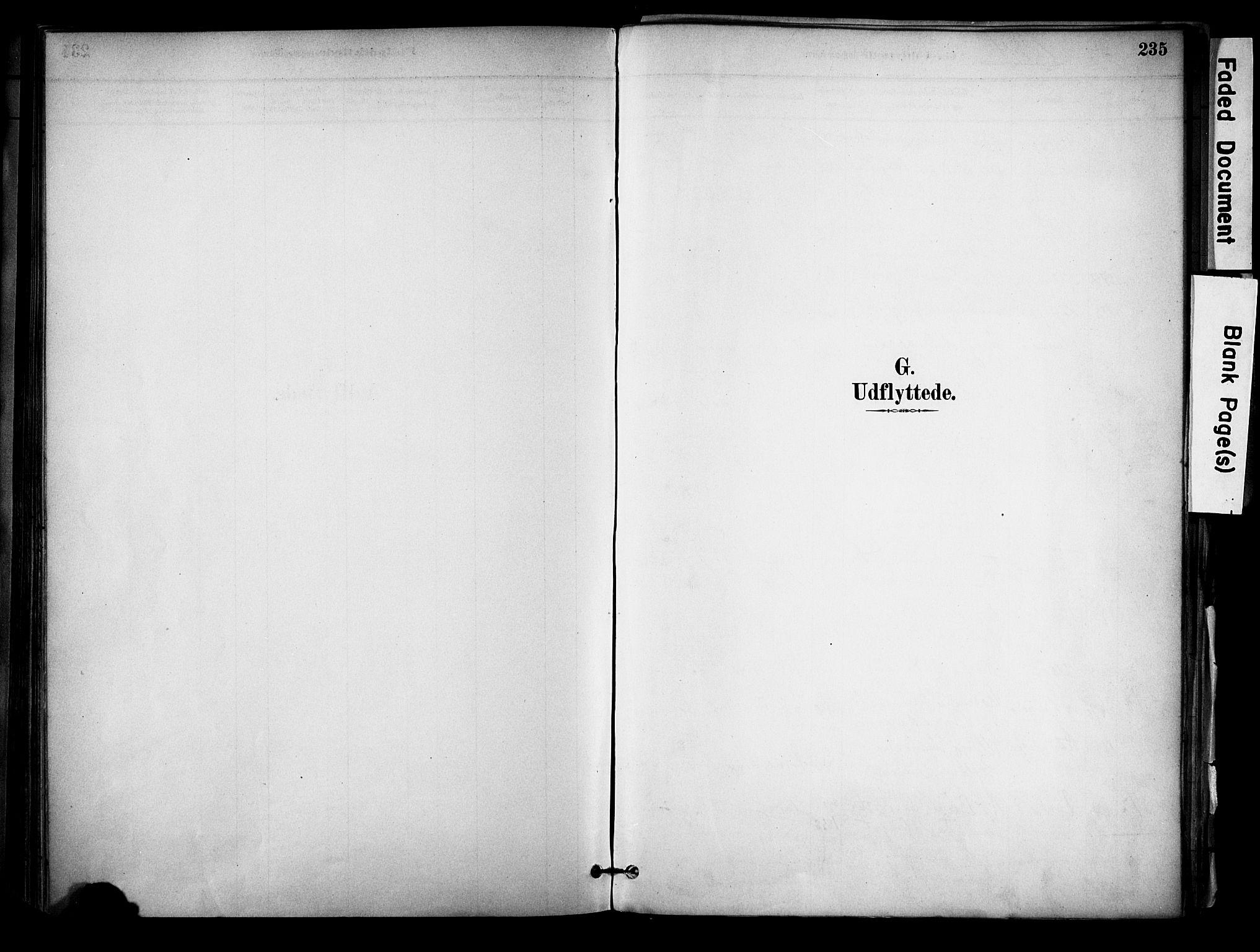 SAST, Jelsa sokneprestkontor, IV: Ministerialbok nr. A 10, 1884-1906, s. 235