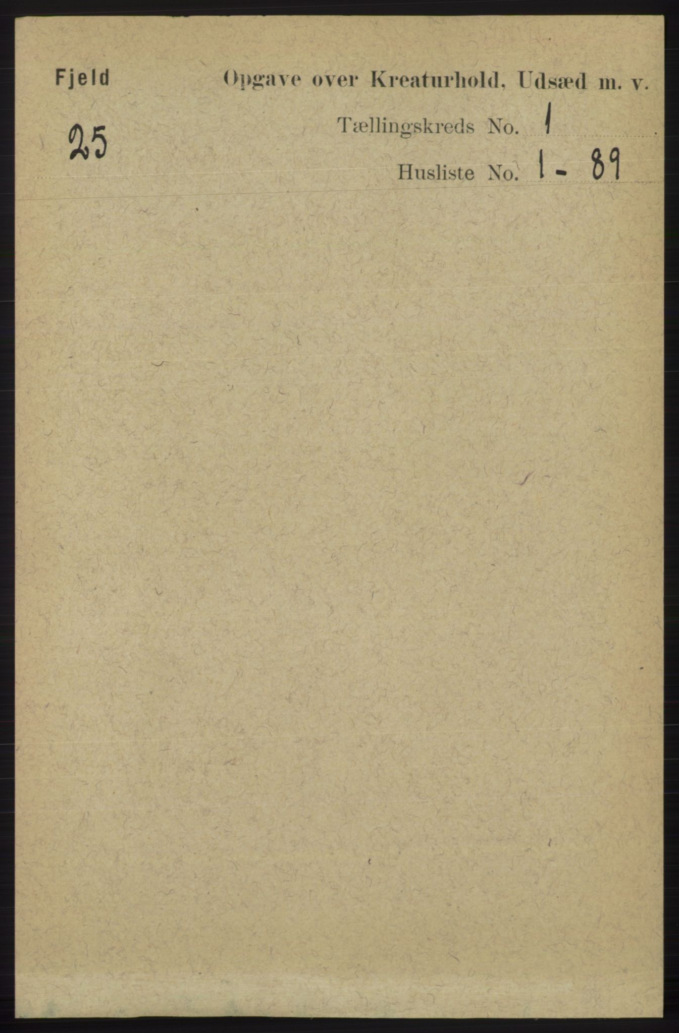 RA, Folketelling 1891 for 1246 Fjell herred, 1891, s. 3840