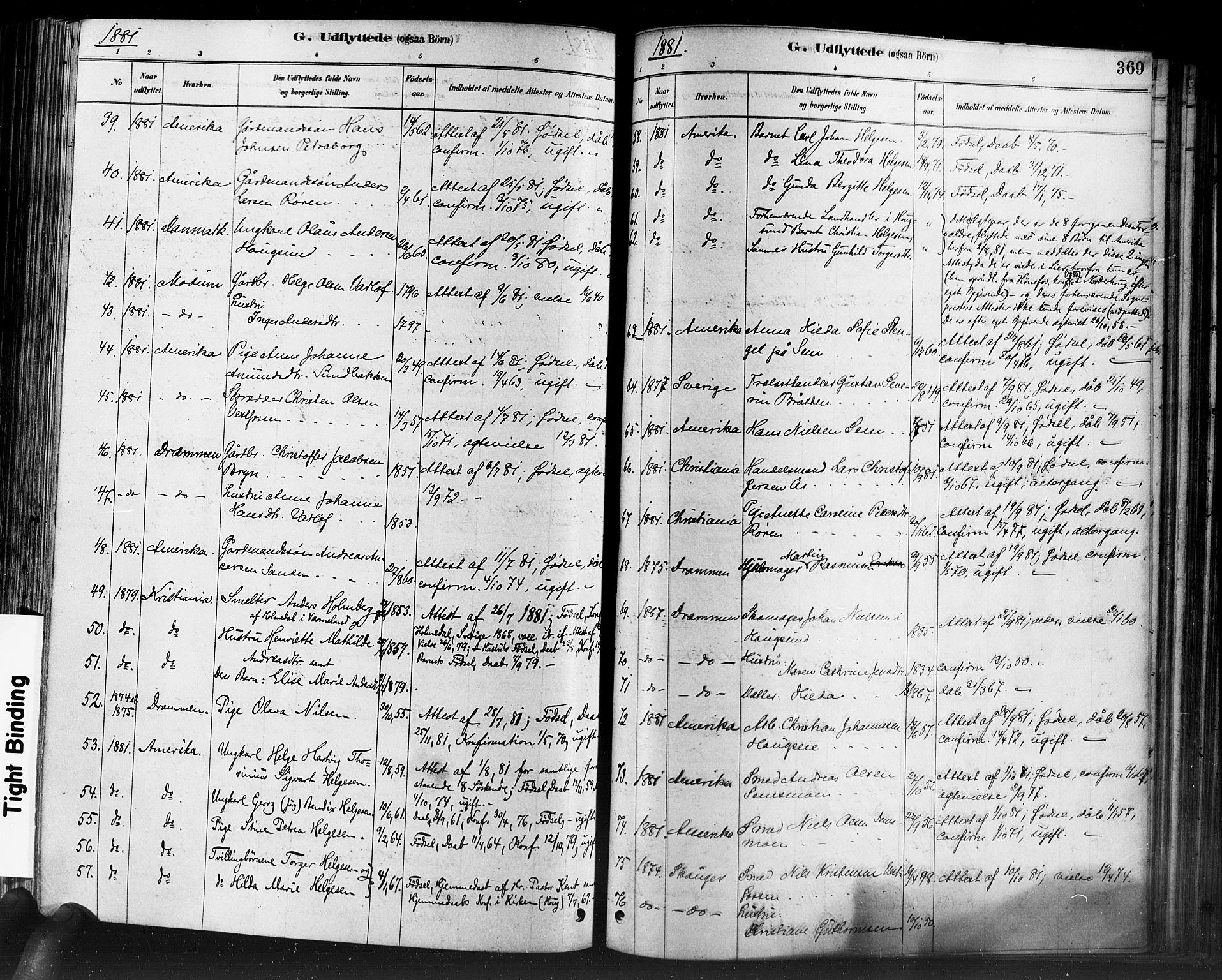 SAKO, Eiker kirkebøker, F/Fb/L0001: Ministerialbok nr. II 1, 1878-1888, s. 369