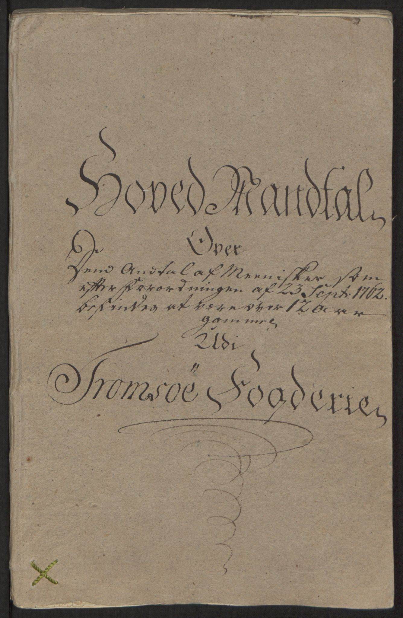 RA, Rentekammeret inntil 1814, Reviderte regnskaper, Fogderegnskap, R68/L4845: Ekstraskatten Senja og Troms, 1762-1765, s. 116