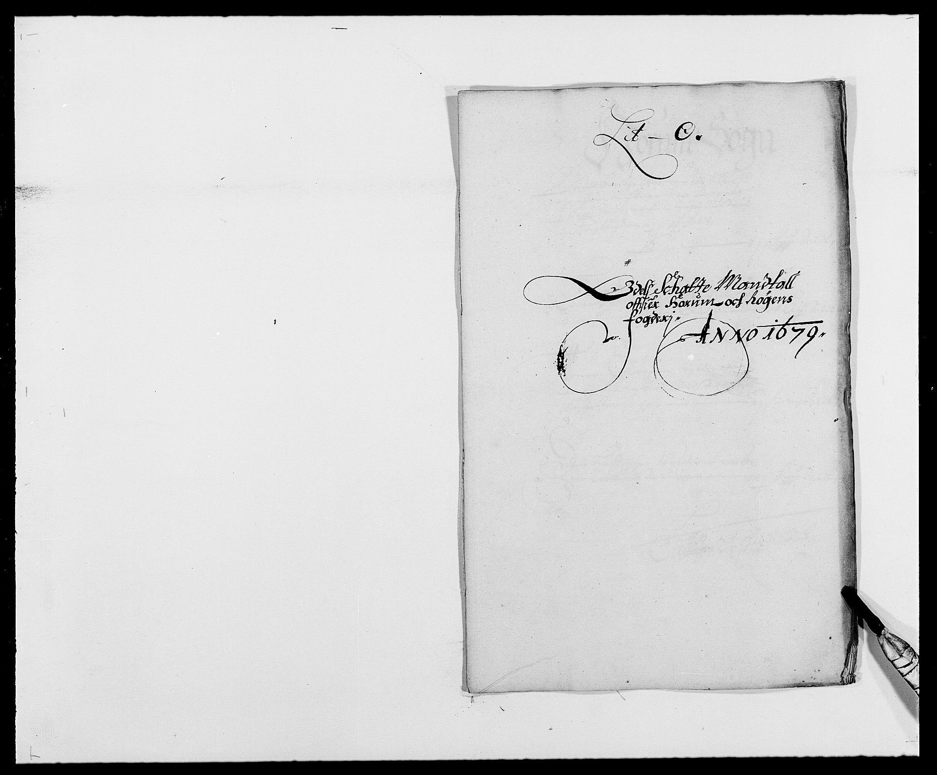 RA, Rentekammeret inntil 1814, Reviderte regnskaper, Fogderegnskap, R29/L1691: Fogderegnskap Hurum og Røyken, 1678-1681, s. 183